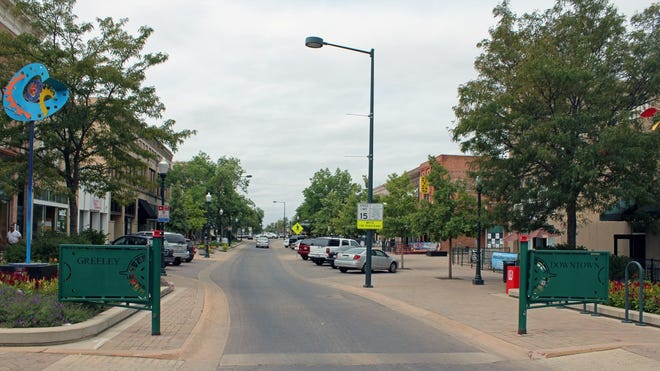 Greeley is shown in this file photo.