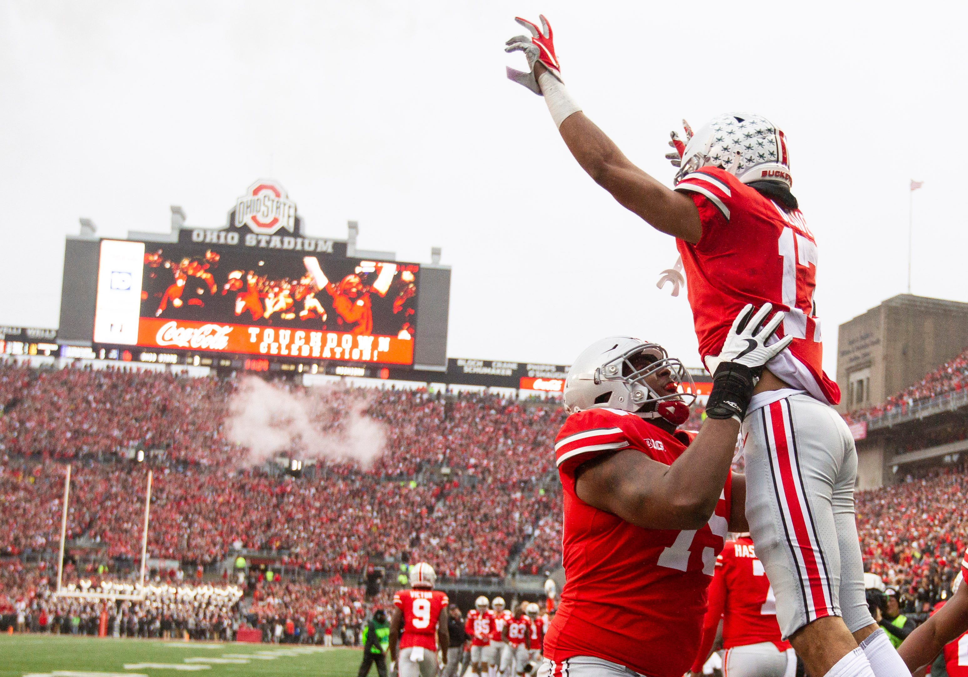 fc5a8fa63e College football s winners and losers from Week 13 led by Ohio State and  Michigan