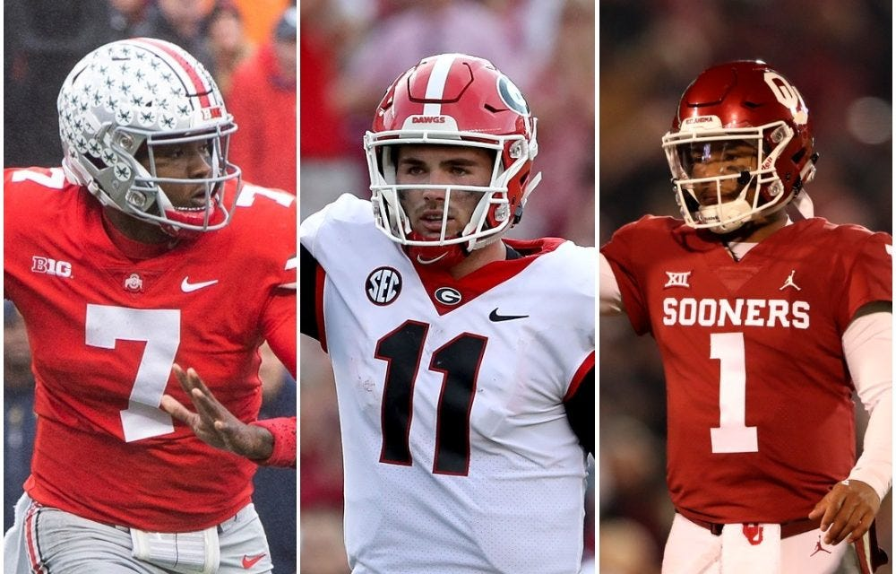 pretty nice 007ae adc36 College Football Playoff: Is Oklahoma over Ohio State the right call?