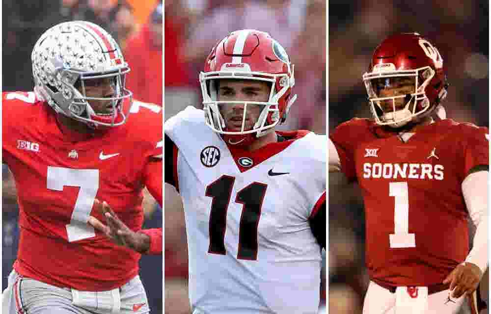Alabama Is Crimson Tide In College Football Playoff With Sec Loss