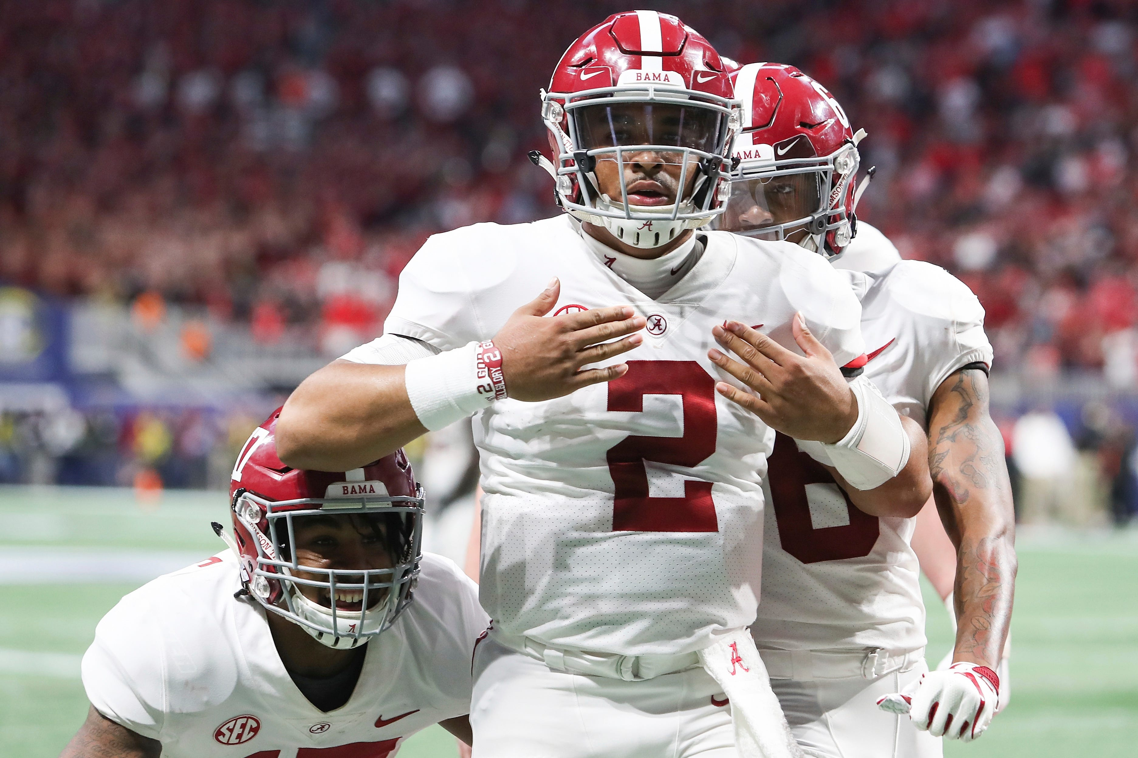 Why Jalen Hurts is the perfect fit for Oklahoma