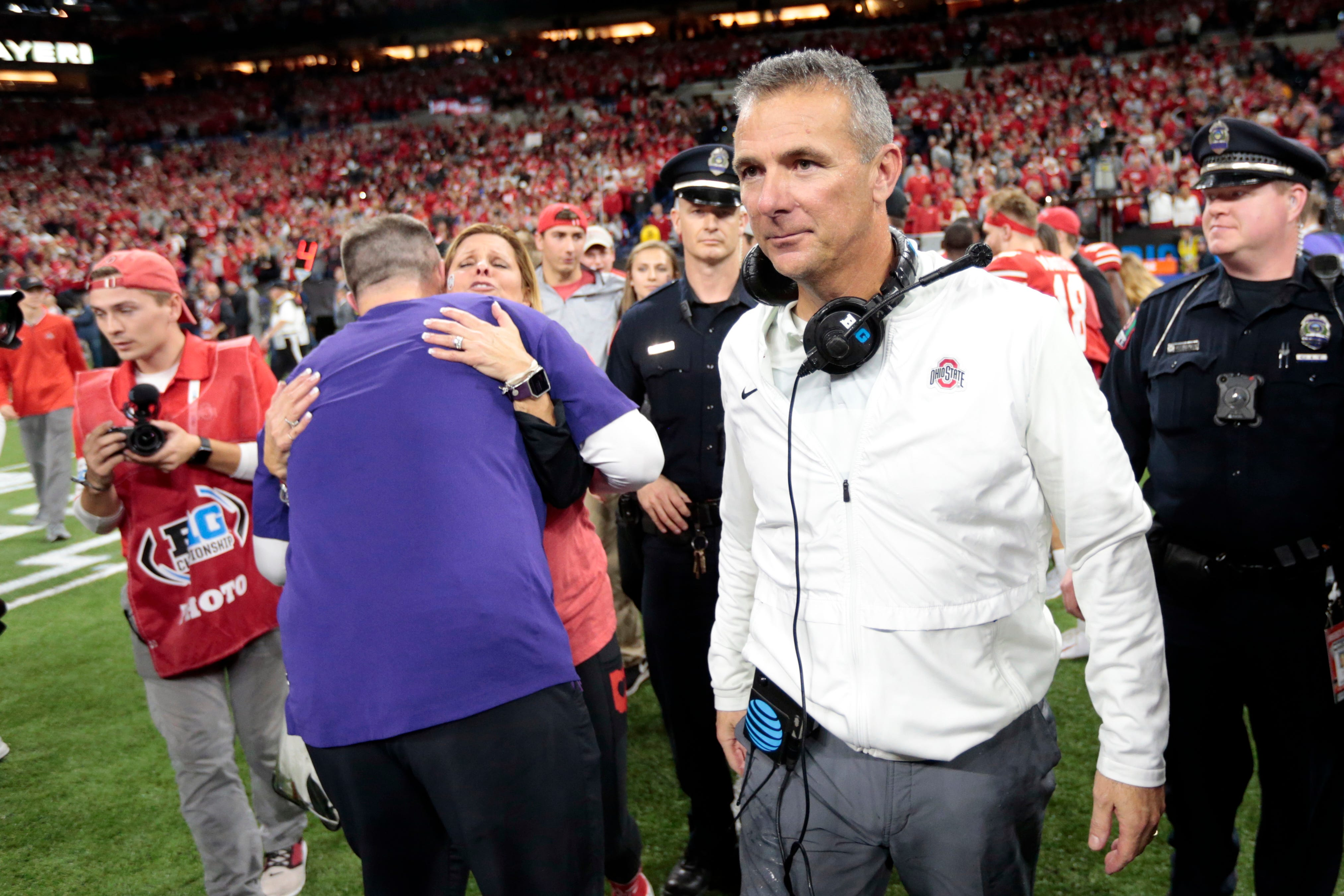 8c82861e233 Urban Meyer believes he will not coach again after Ohio State retirement