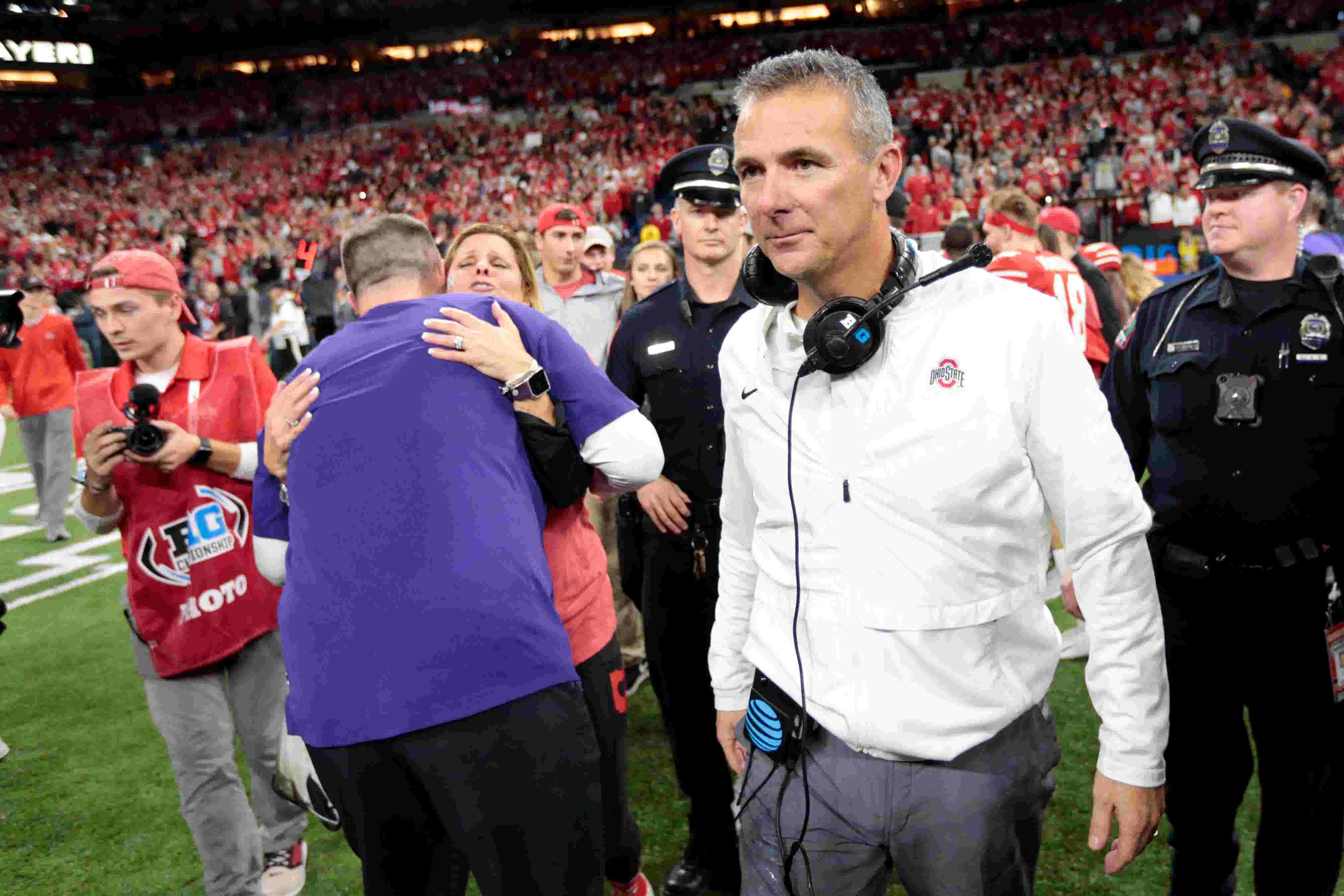 Urban Meyer  A timeline of the college football coach s career 28f5d51fa