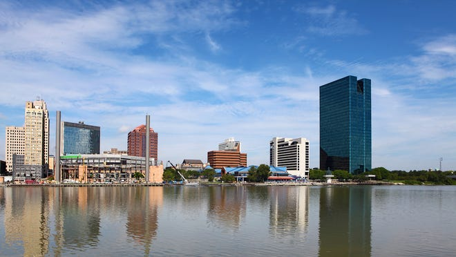 Toledo was ranked as the safest large city in the U.S.