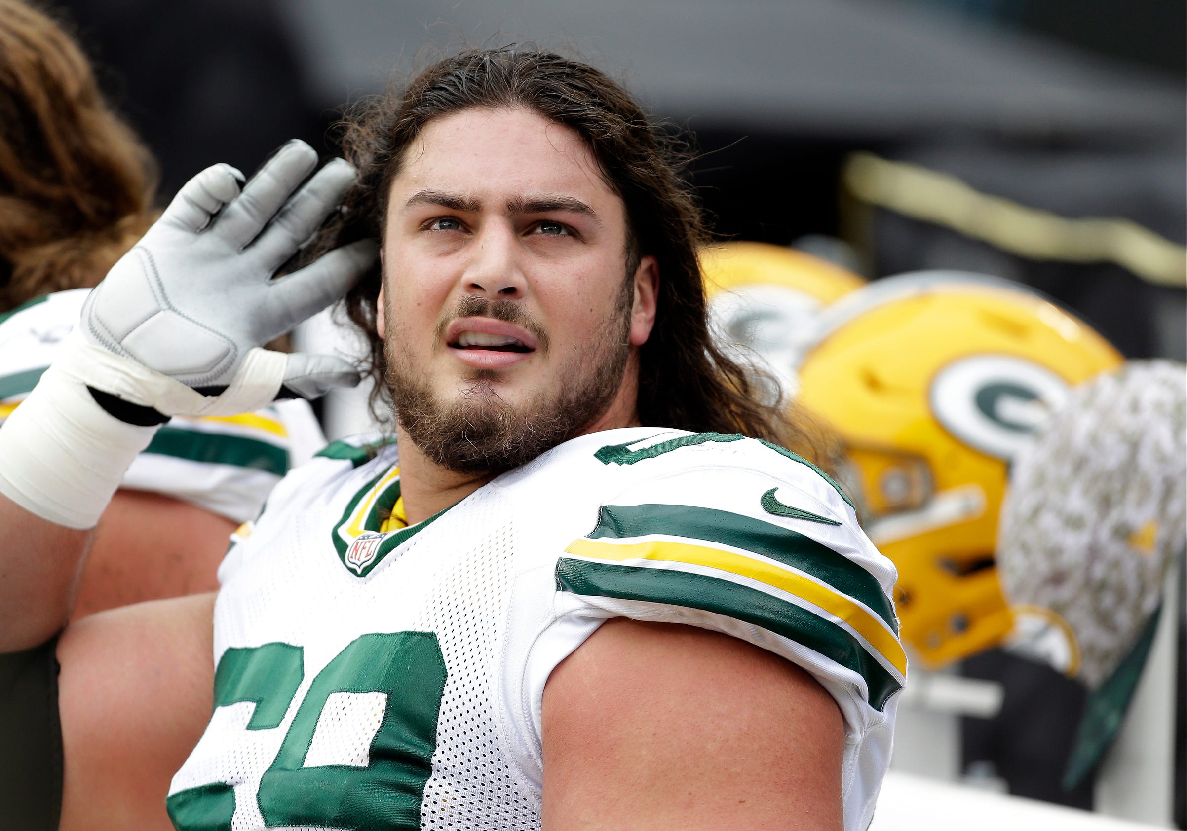 Protecting Rodgers at a premium when Packers face Bears