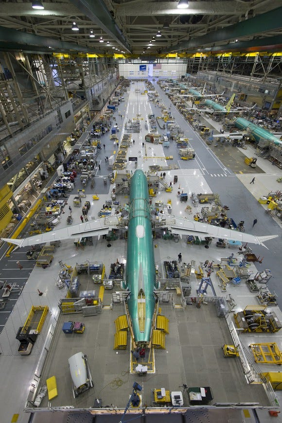 Did the FAA outsource air safety to Boeing and other companies?