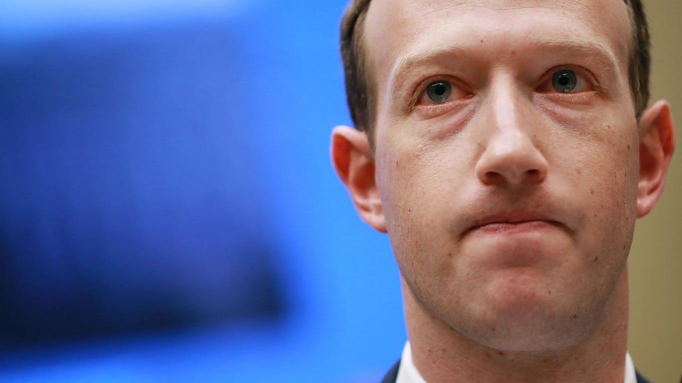 Facebook employees given access to hundreds of millions of users' passwords