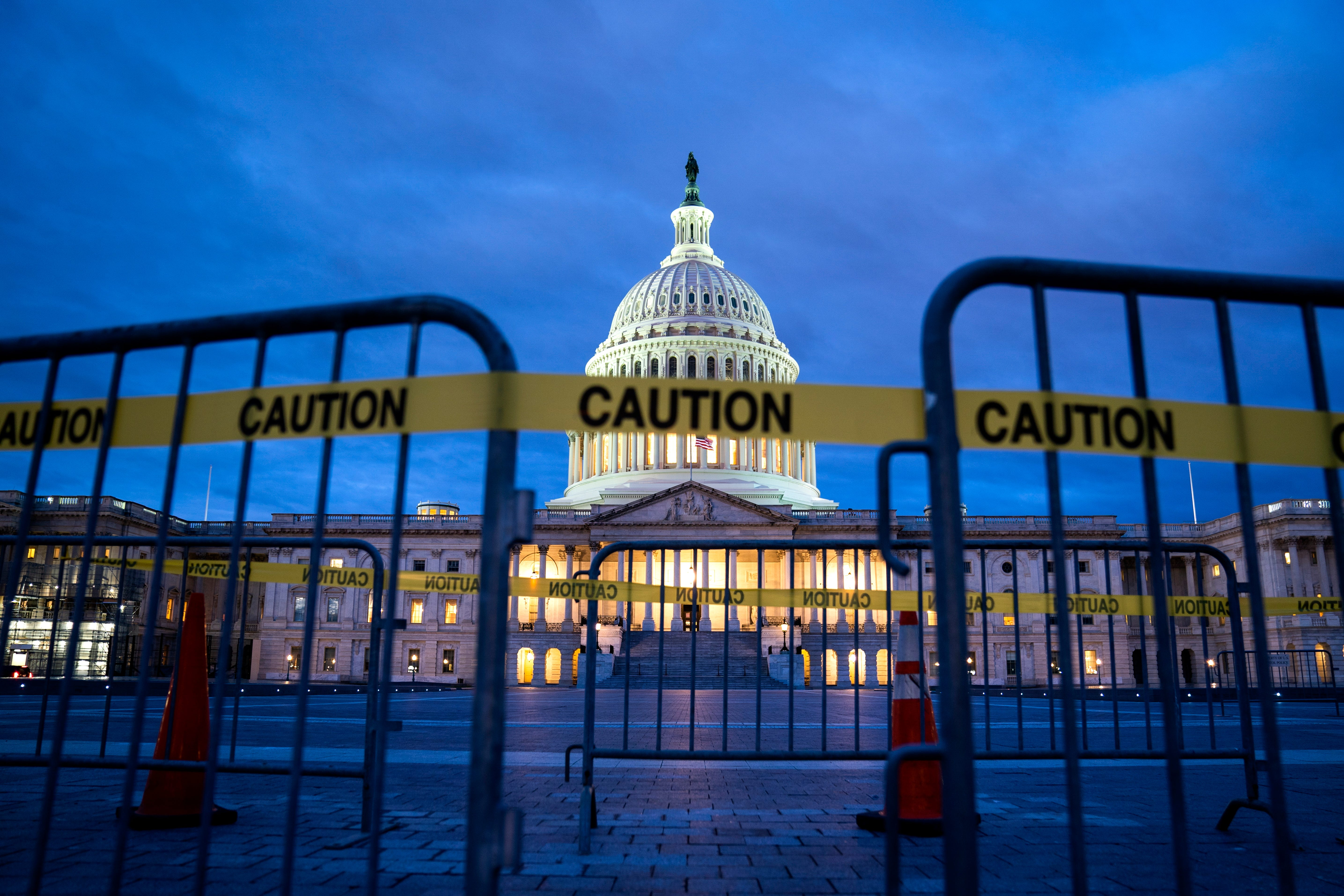 Government shutdowns are rare when one party controls White House, Congress. President Trump is on his third.