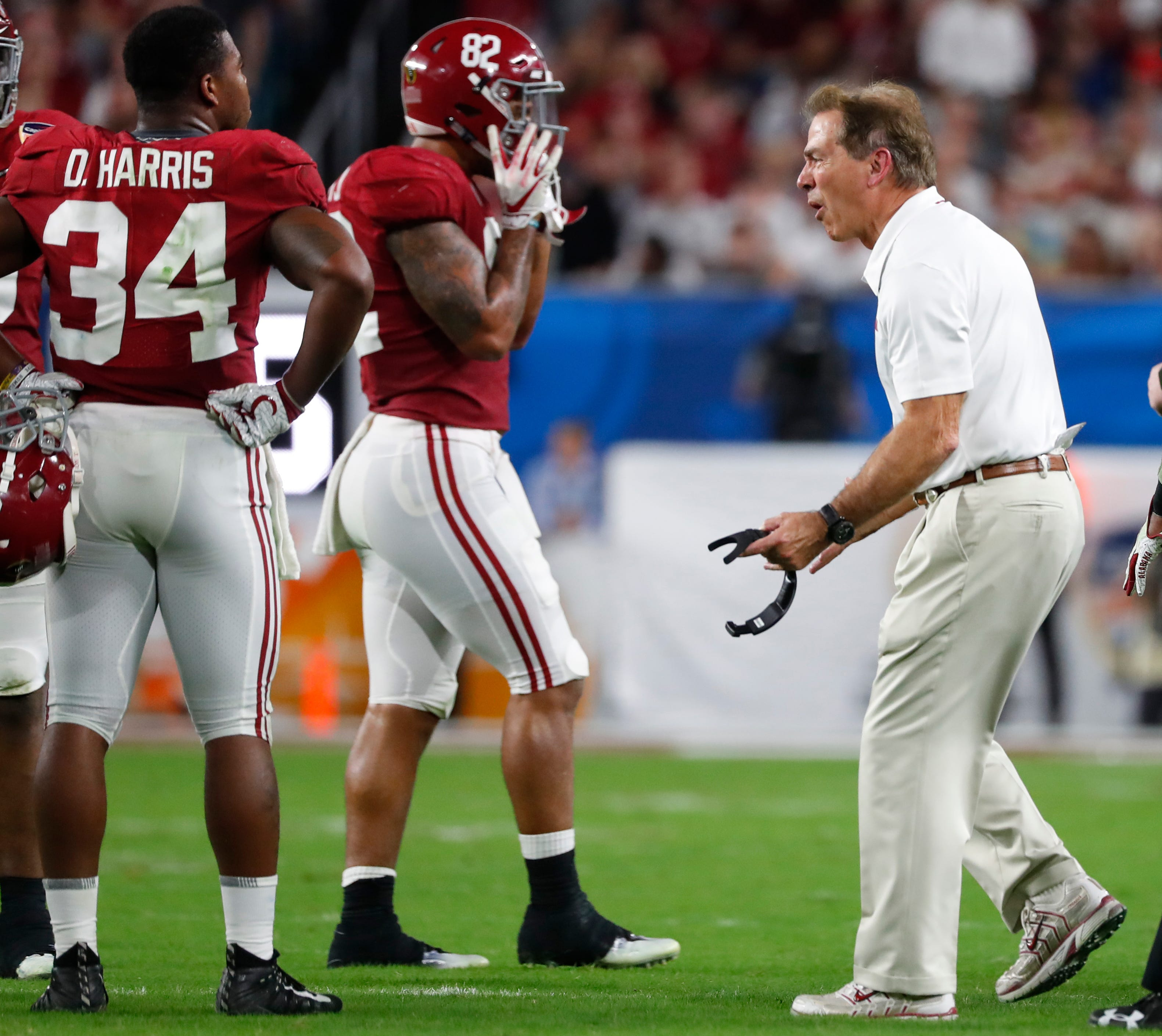 College Football Playoff: Bama and Clemson again for title