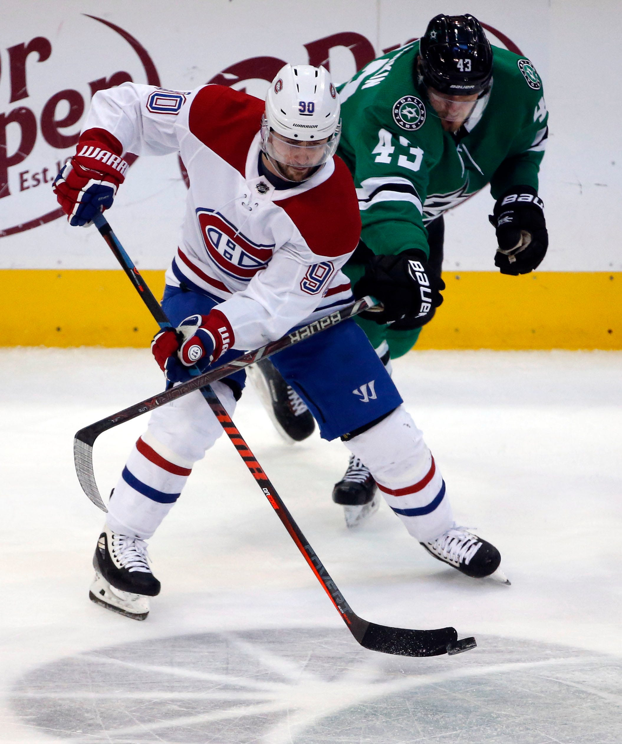 Petry, Danault lift Canadiens to 3-2 OT win against Stars