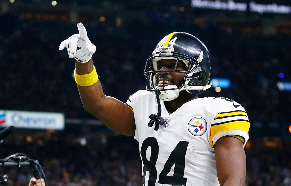 Antonio Brown 'can't coexist' with the Steelers, ESPN's Ryan Clark says