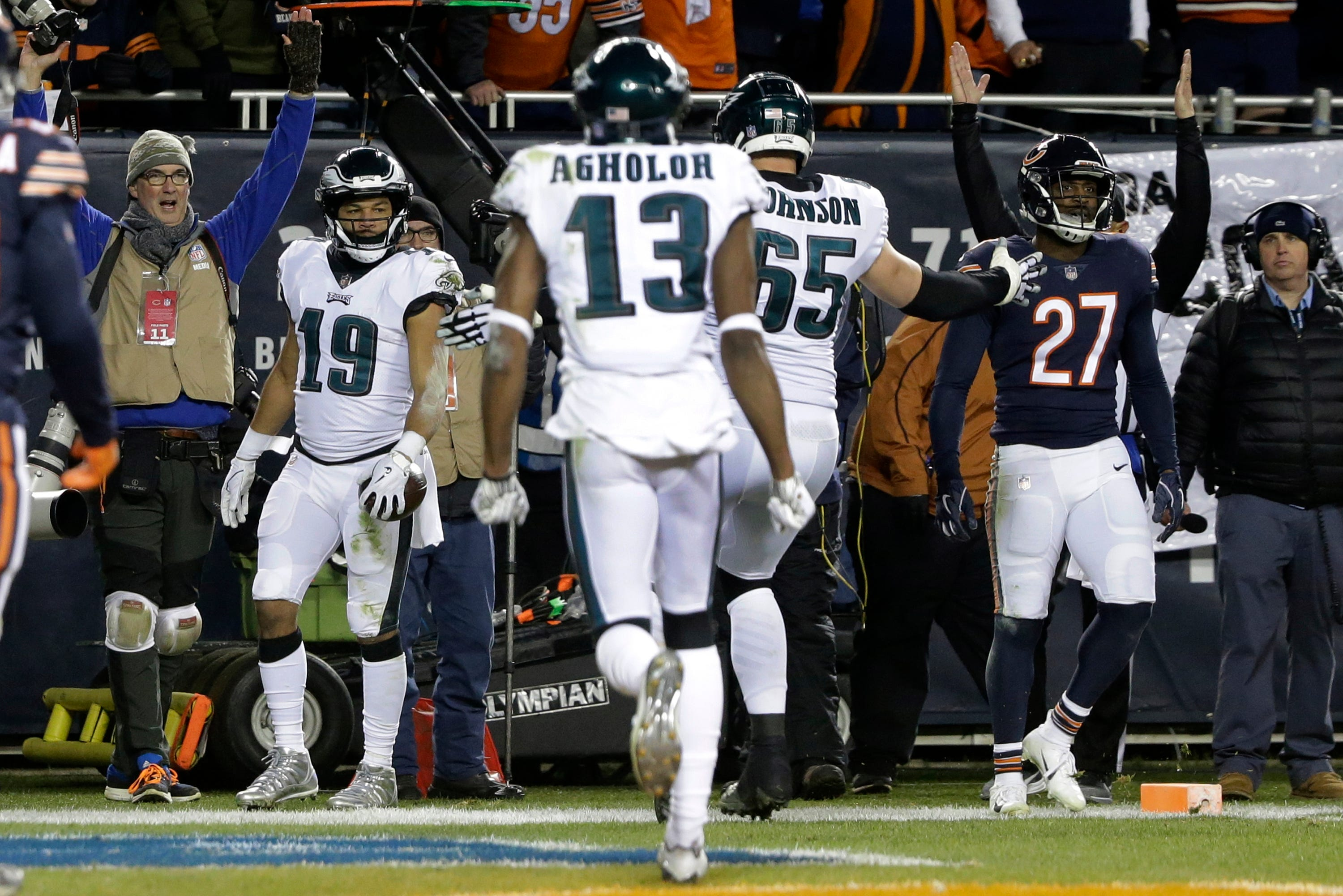 Reigning Super Bowl champion Eagles aren't done yet