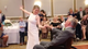 Dying dad's unforgettable dance with bride