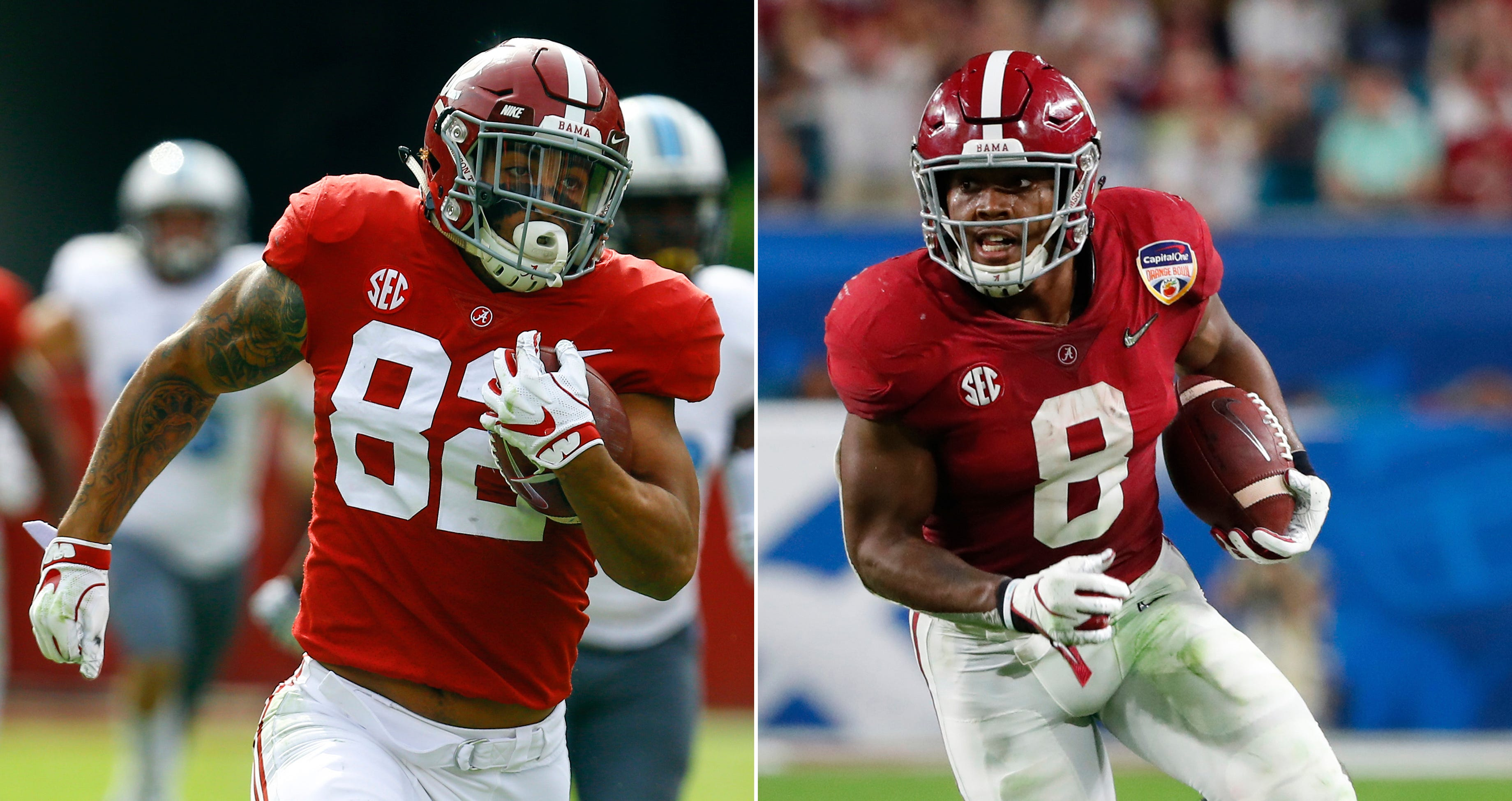 4 Alabama players announce they are declaring for NFL draft