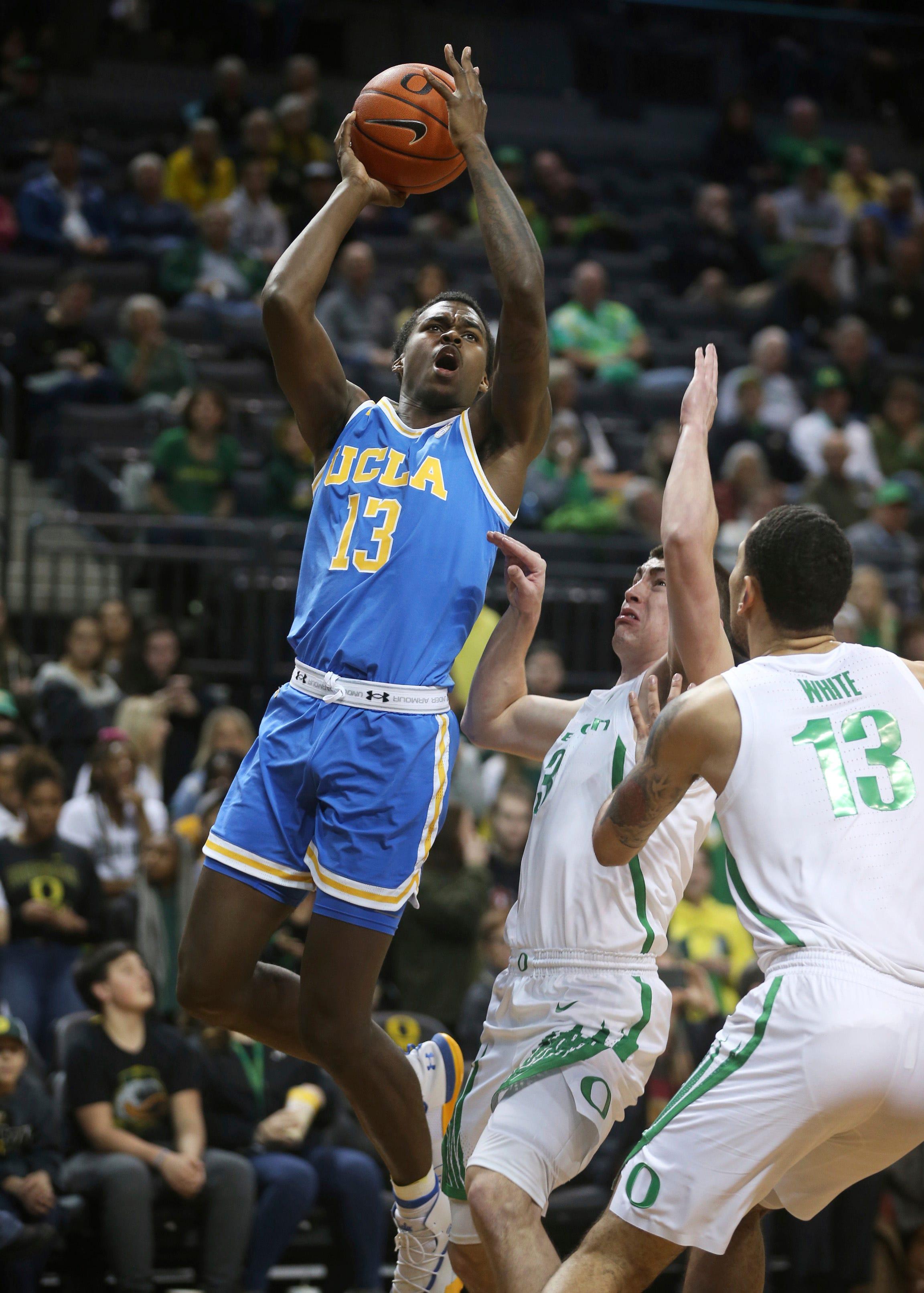 UCLA rallies, tops Oregon in OT 87-84
