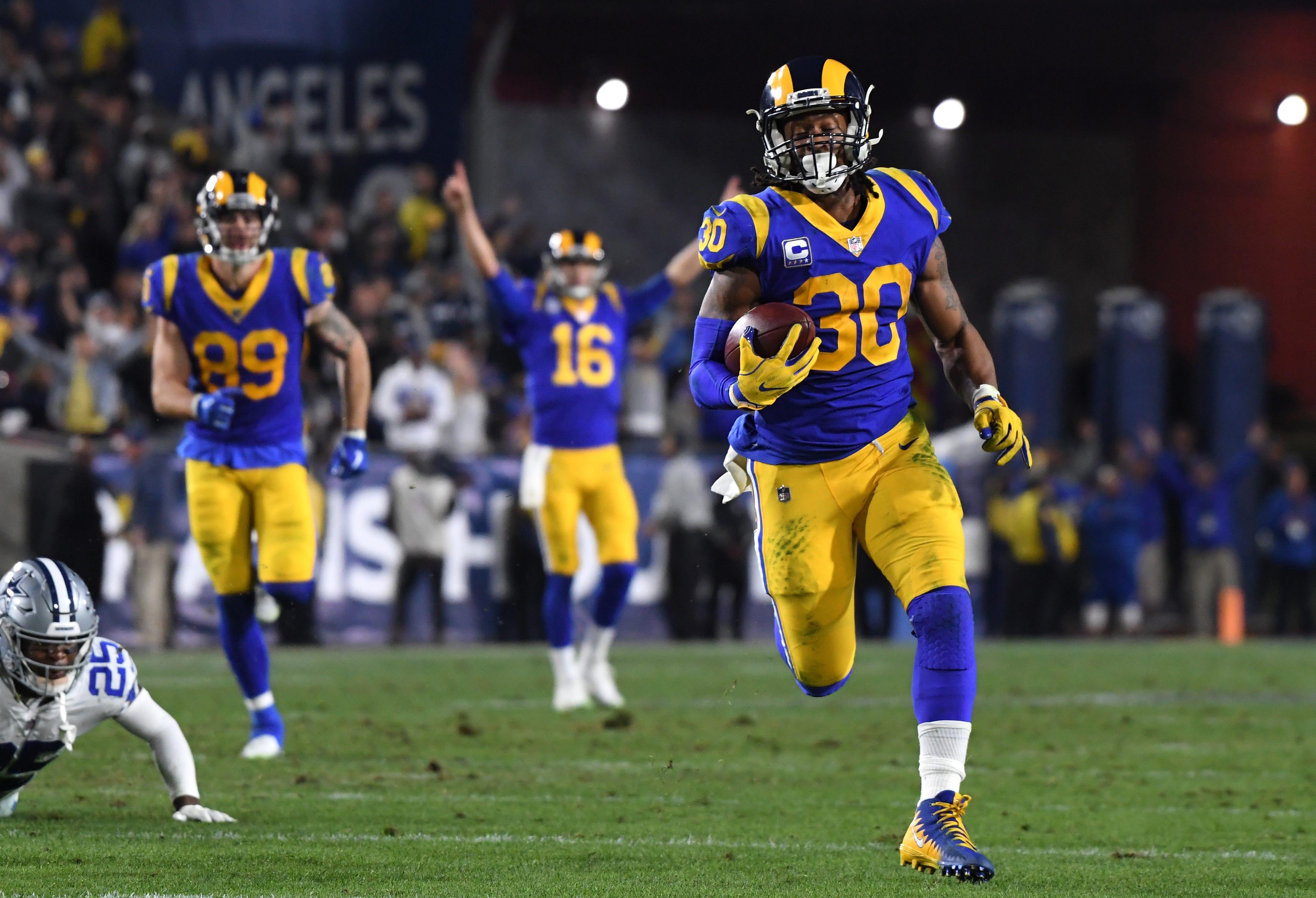a3ee7b6756c Jerry Jones believes Dallas Cowboys  defense had a tell vs. Los Angeles Rams