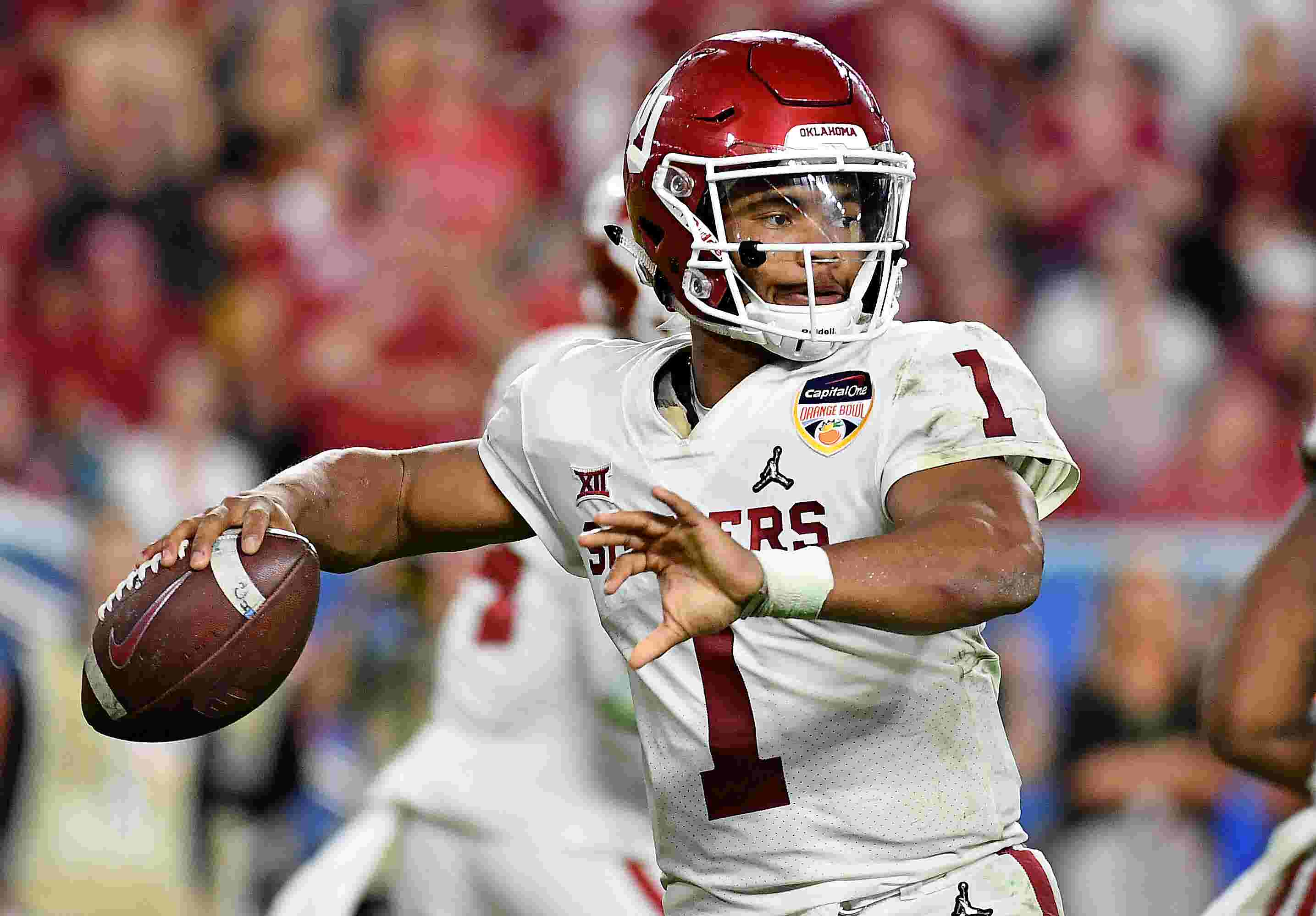 Opinion  Kyler Murray will 100% play football if taken in first round of  NFL draft 02eb371a5