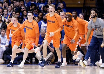 Syracuse guard Tyus Battle dazzled in his teams' recent overtime victory against Duke but there wasn't a lot of time for celebration because he needed to make his 8:00 a.m. coding class.