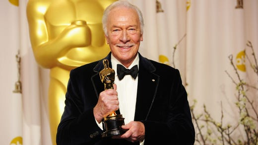 Christopher Plummer, the Oscar-winning actor known for his role in &quot;The Sound of Music&quot; died at age 91 on Feb. 5.&nbsp;<br /> <br /> He passed at his home in Connecticut, with his wife Elaine Taylor by his side, ICM Partners talent agency spokesperson Kate Cafaro told USA TODAY.<br /> <br /> With over more than 50 years in the industry, Plummer enjoyed varied roles ranging from the &ldquo;The Girl With the Dragon Tattoo,&rdquo; to the voice of the villain in 2009&prime;s &ldquo;Up&rdquo; and as a canny lawyer in Broadway&rsquo;s &ldquo;Inherit the Wind.&rdquo;&nbsp;But it was opposite Julie Andrews as von Trapp that made him a star.&nbsp;
