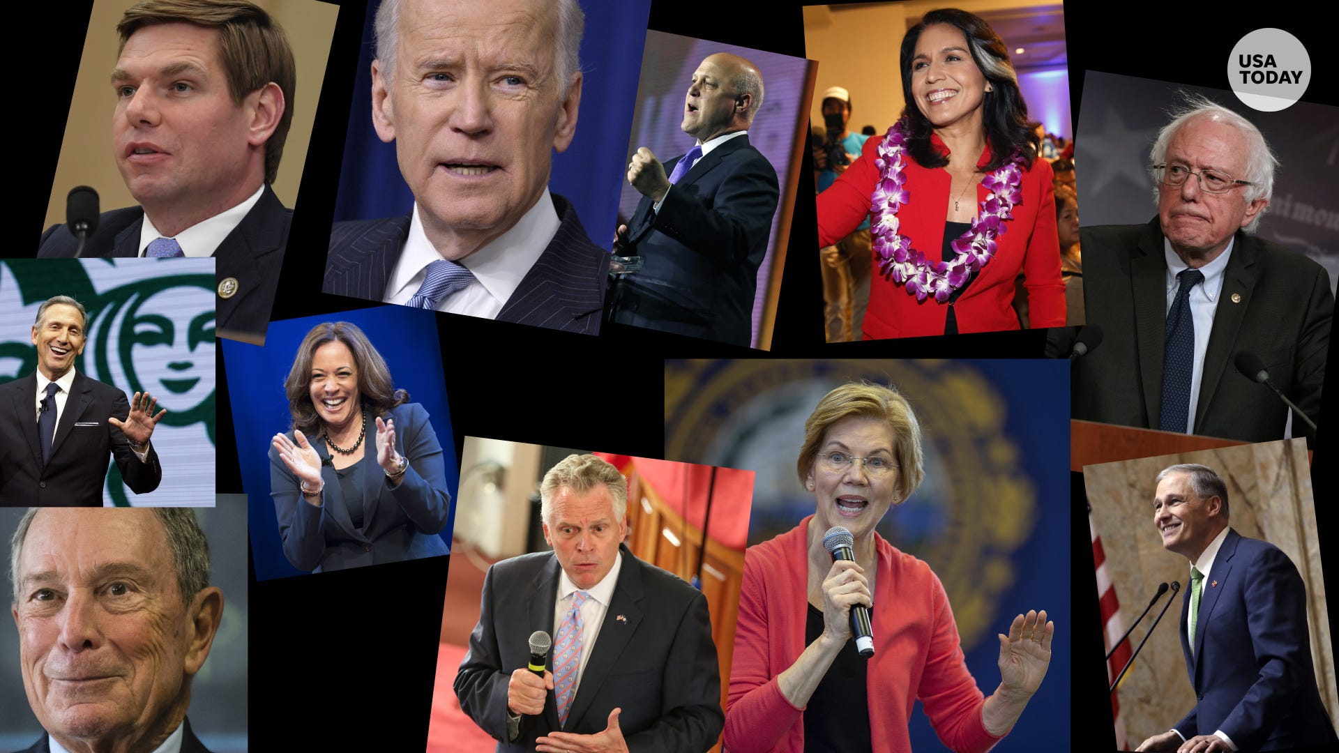 Democratic 2020 field will likely break records