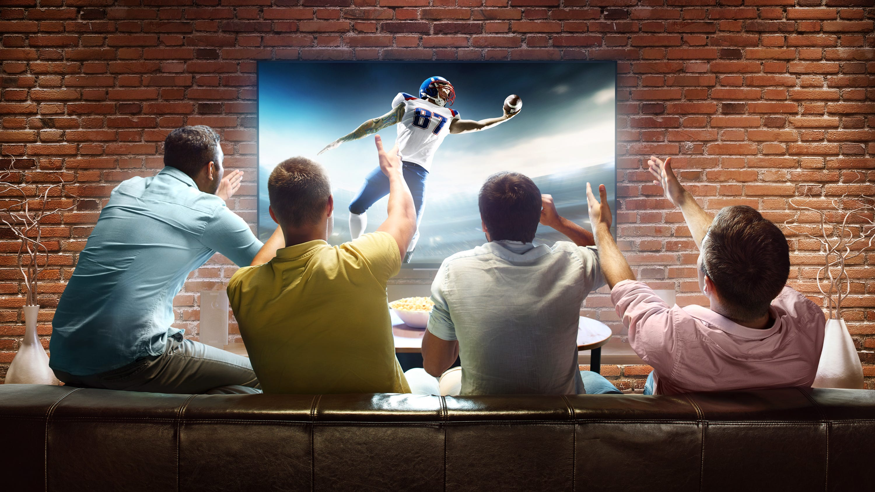 Score a great deal on one of these awesome TVs before the Super Bowl