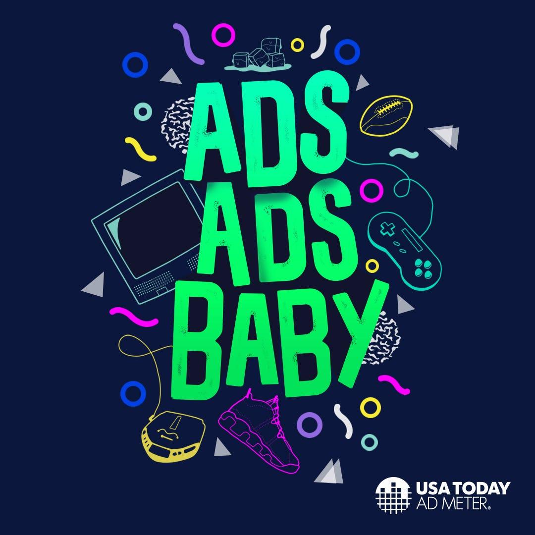 Ad Meter: Pick the best Super Bowl commercials!