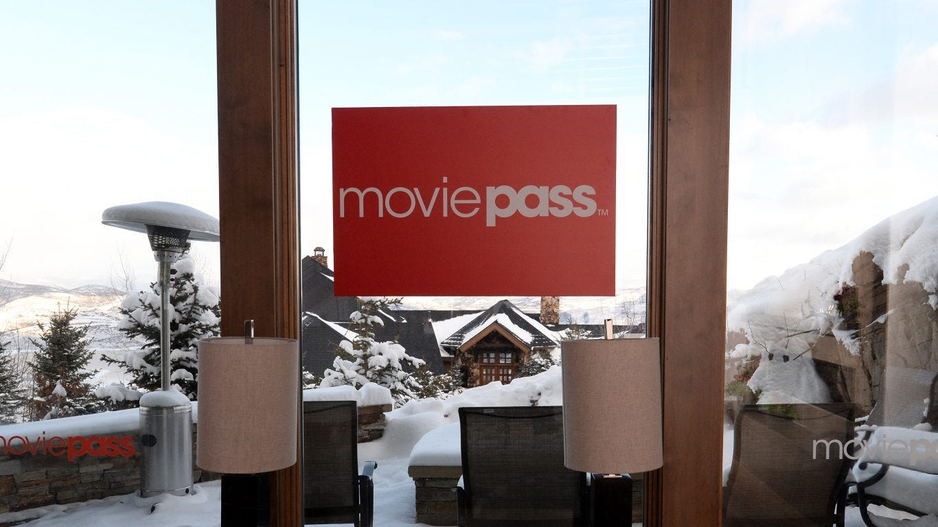 MoviePass hopes new business model is the ticket following series of woes