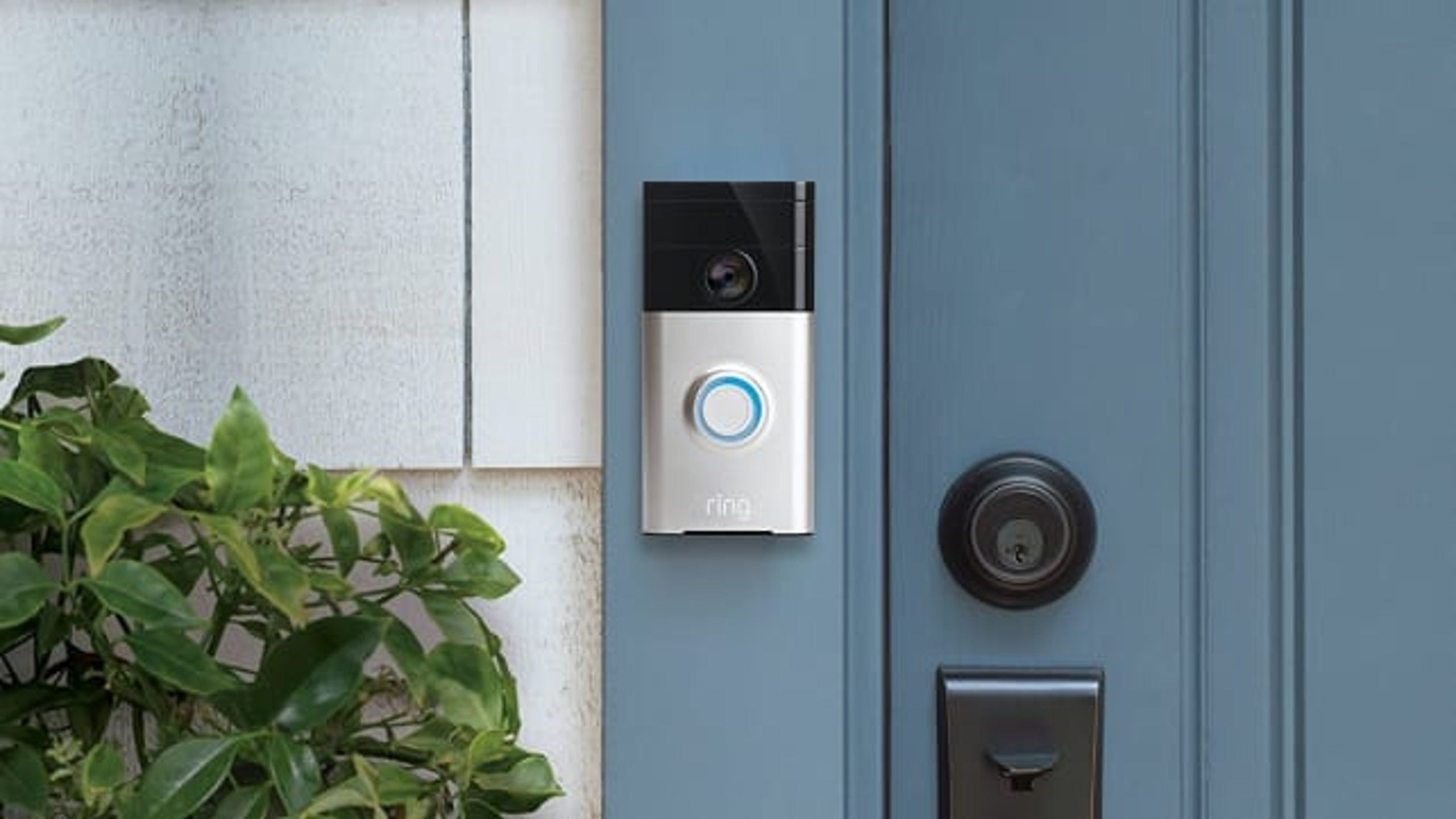 "Want to keep an eye on your home, even when you&rsquo;re not there? A video doorbell allows you to do just that, and the original Ring doorbell is a great option if you don&rsquo;t want to spend too much. (<a href=""https://www.amazon.com/Ring-Wi-Fi-Enabled-Doorbell-Nickel/dp/B00N2ZDXW2/ref=as_li_ss_tl?ie=UTF8&amp;linkCode=ll1&amp;tag=usatgallery-20&amp;linkId=bdb1ff1e4536618154ebe9e42fb22935&amp;language=en_US"">$99.99 on Amazon</a>)"
