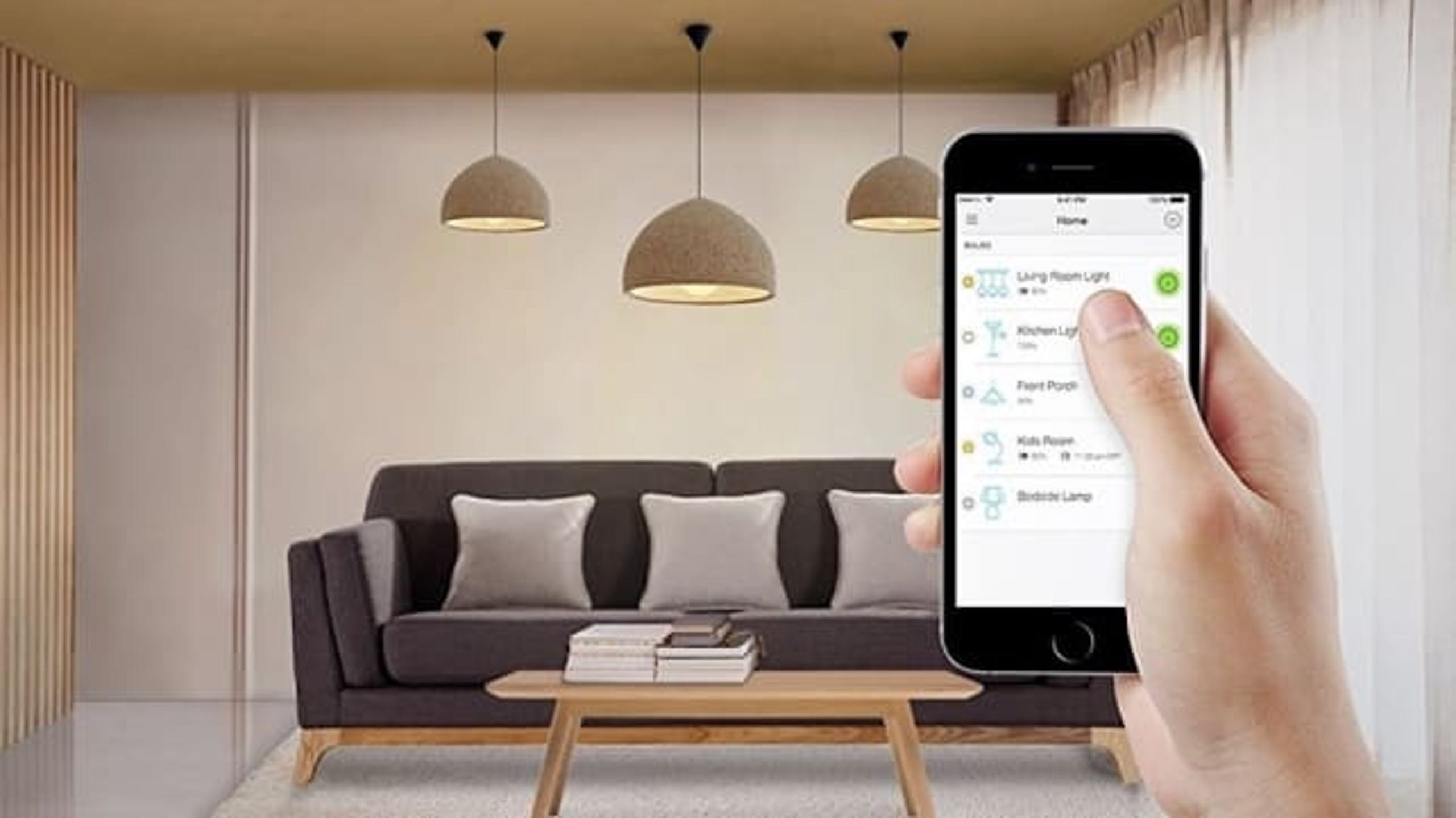 "Smart bulbs can transform your home, especially in the bedroom where you won&rsquo;t have to get up to shut off the lights when it&rsquo;s time to sleep. TP-Link makes a great smart bulb that you can use out the box, no hubs or other hardware required. (<a href=""https://www.amazon.com/dp/B01HXM8XHO/ref=as_li_ss_tl?ie=UTF8&amp;linkCode=ll1&amp;tag=usatgallery-20&amp;linkId=02b5d5049c645d48e533edee4ea9bdcc&amp;language=en_US"">$22.95 on Amazon</a>)"
