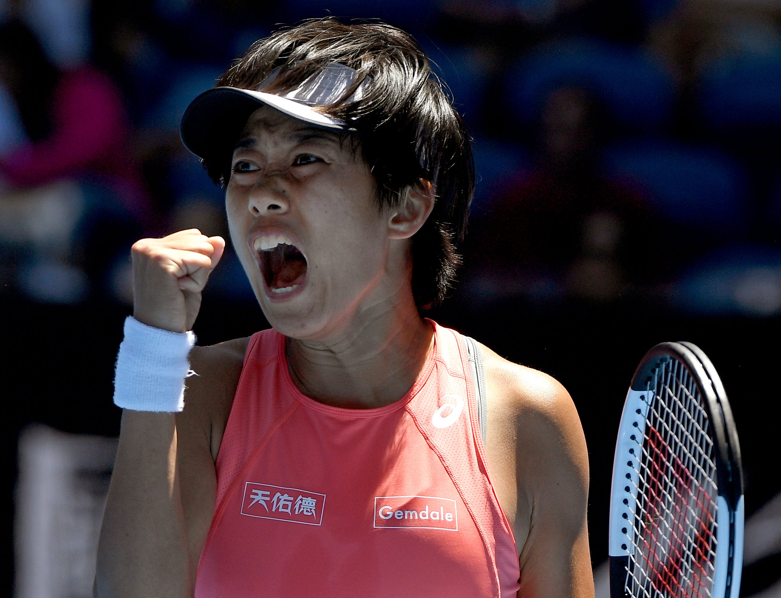 Osaka overcomes frustrations, reaches Aussie Open 4th round