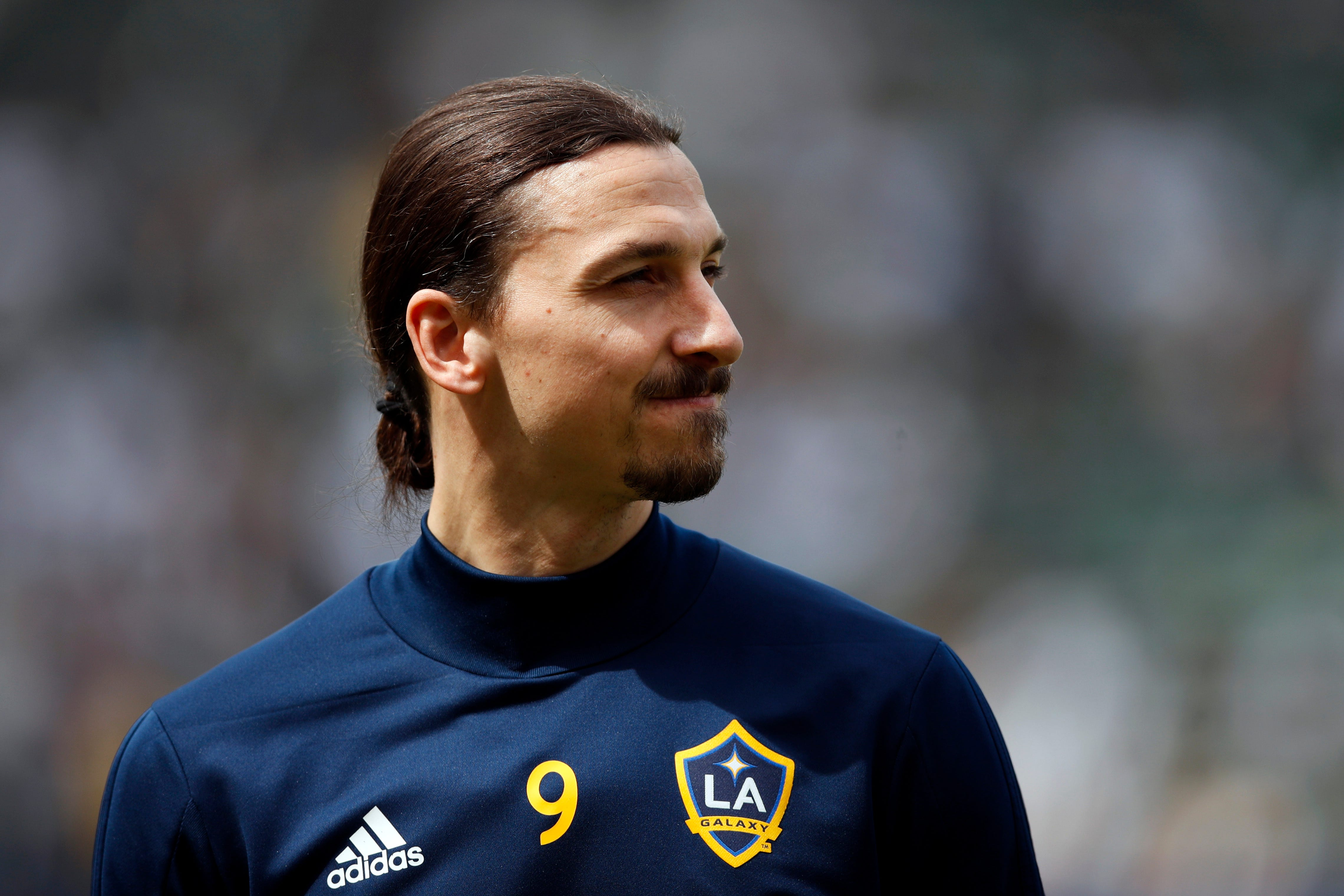 Zlatan: I'm returning to MLS to lift Galaxy in standings