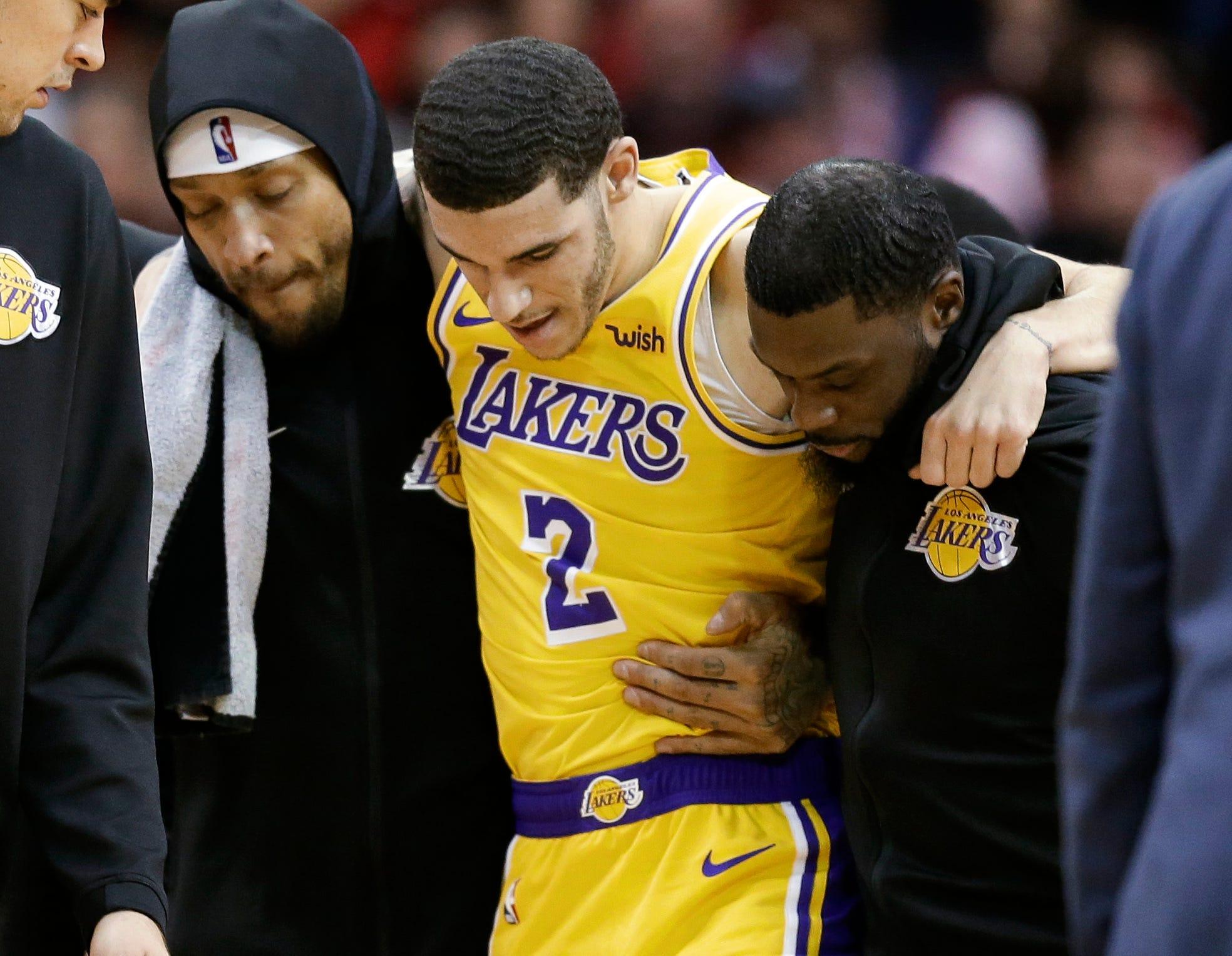 Harden scores 48 points, Rockets beat Lakers 138-134 in OT