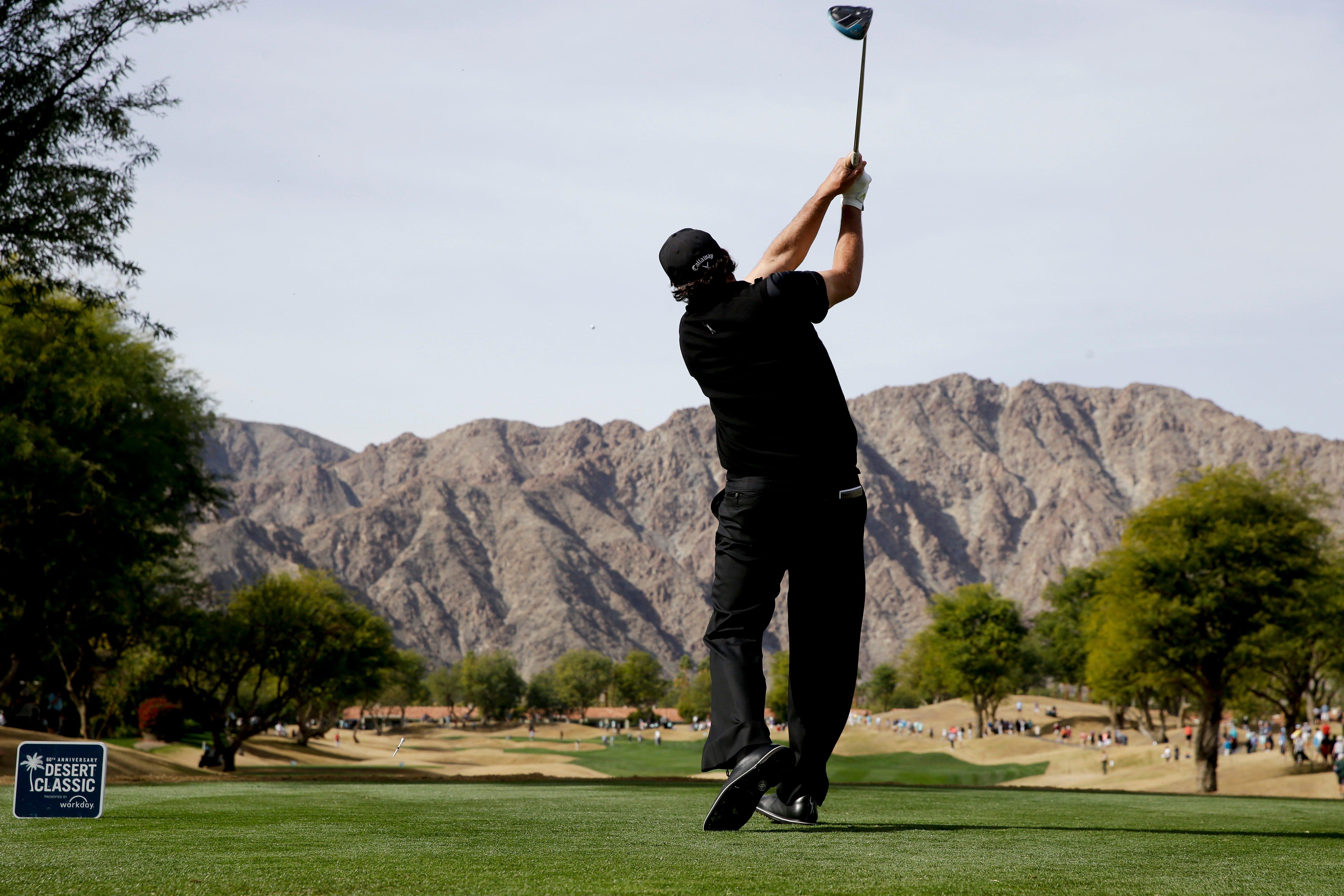 Adam Long wins Desert Classic for first PGA Tour title