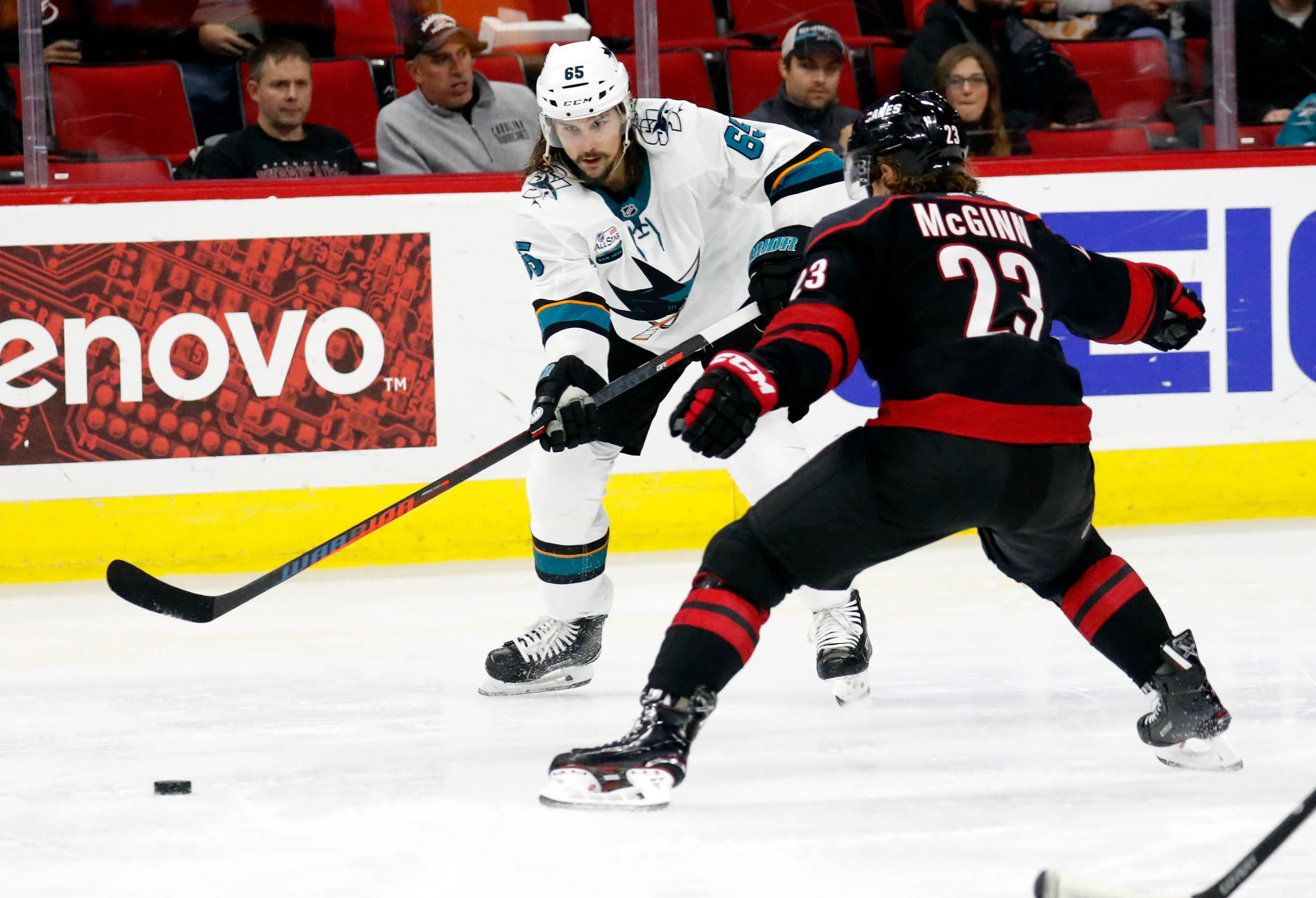 Injured Karlsson could still take part in All-Star Weekend