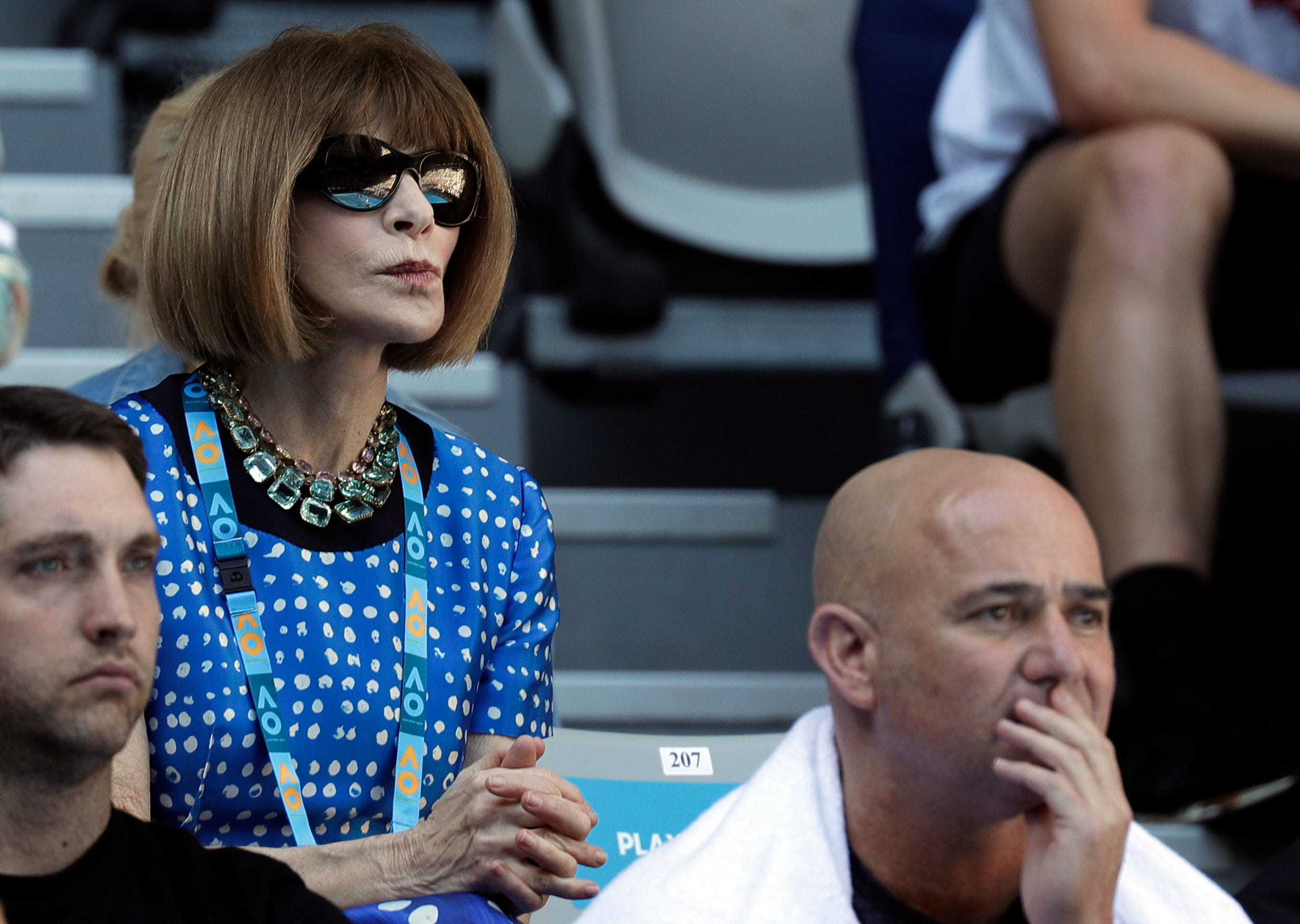 Vogue editor joins push to re-name Margaret Court Arena