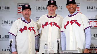USA TODAY Sports' Bob Nightengale breaks down the prominent careers of the 2019 Baseball Hall of Fame class.