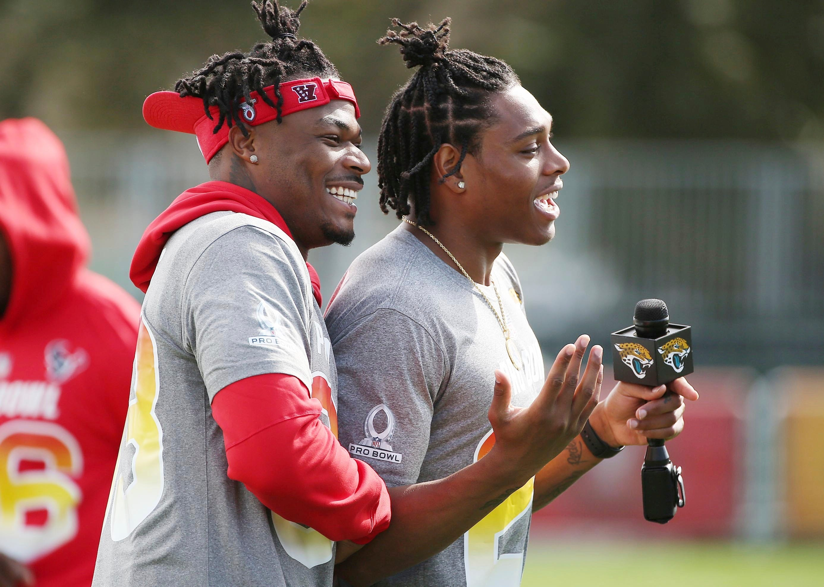 Pro Bowl becomes family affair for Pouncey twins, others