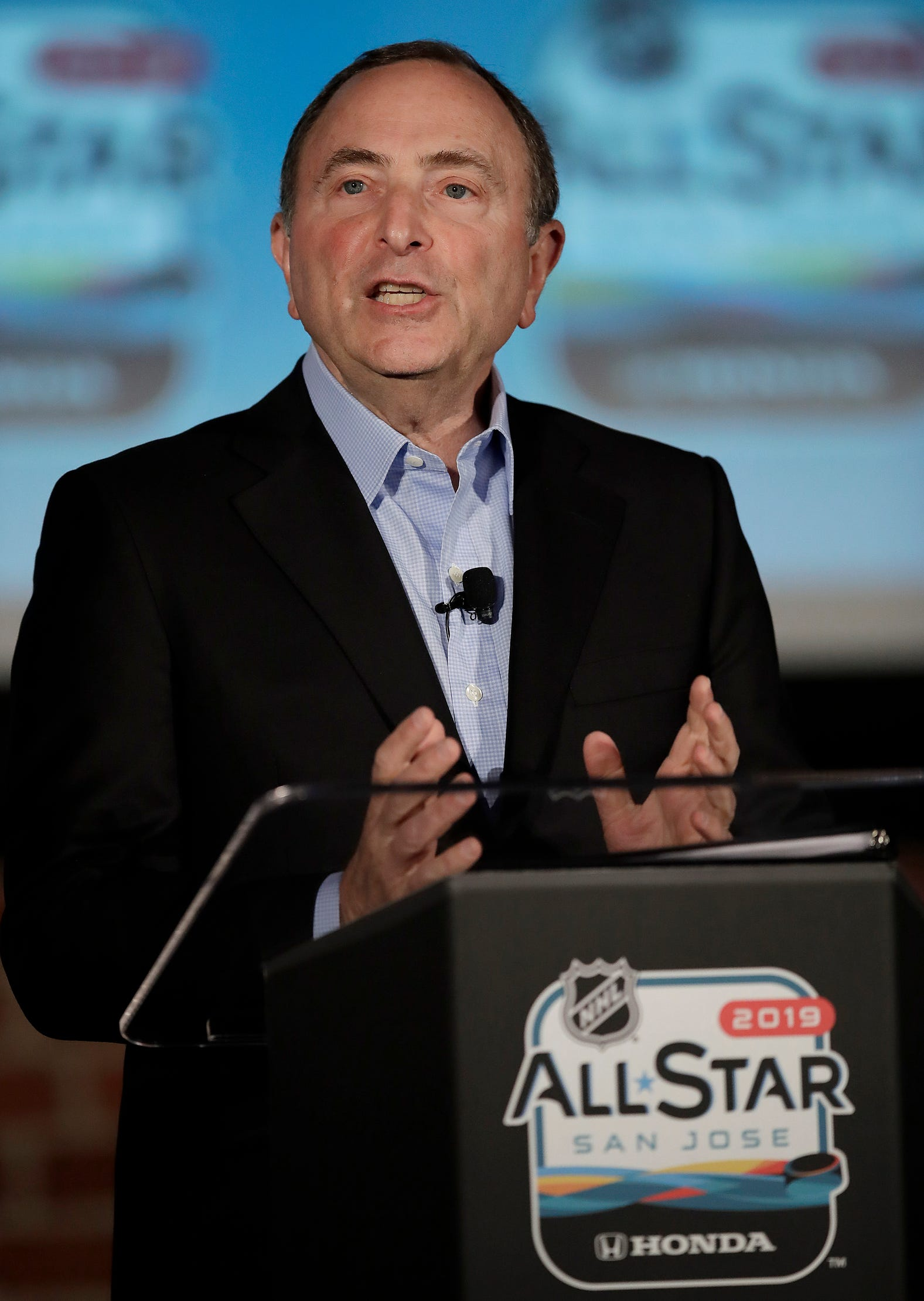 Bettman: NHL owners not 'looking for a fight' in CBA talks