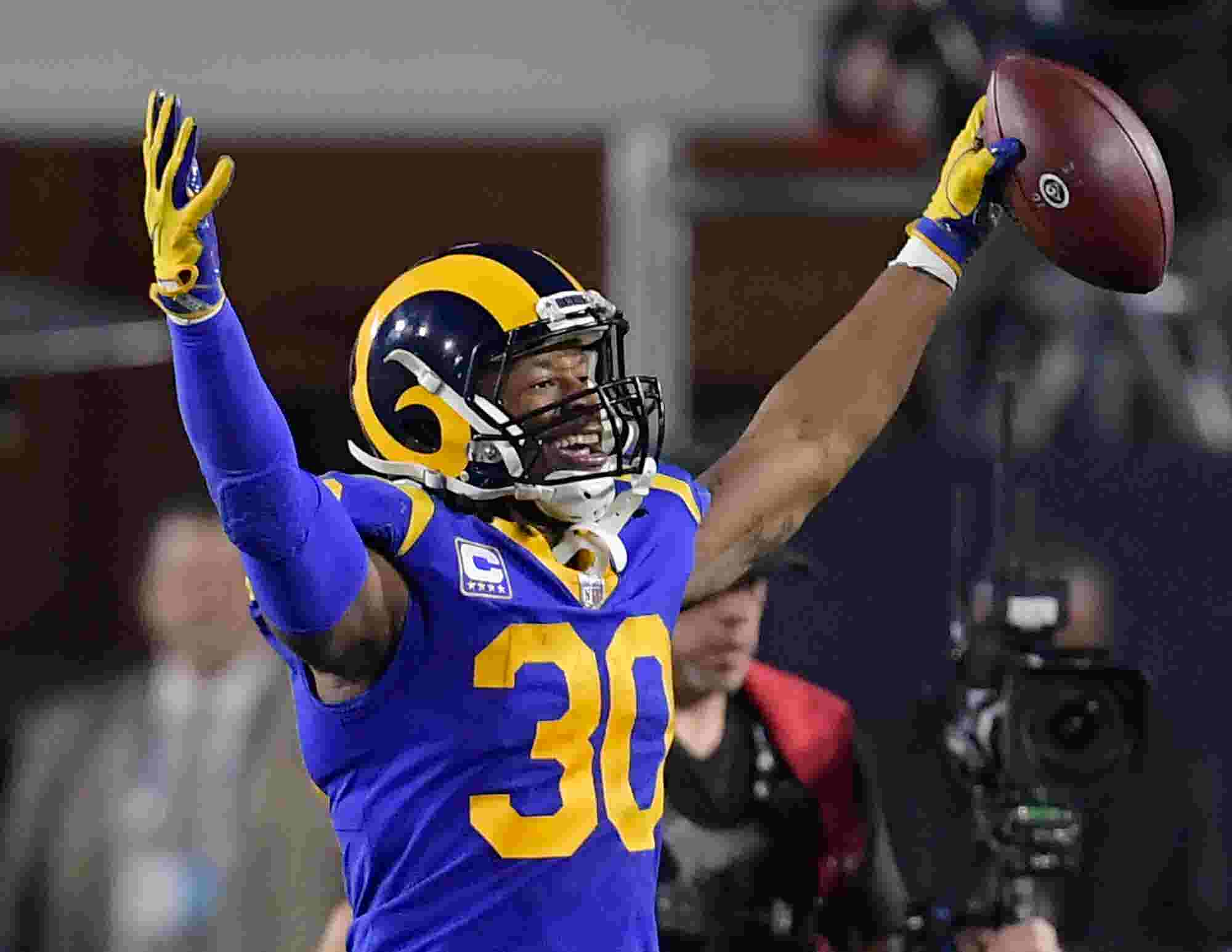 e9660796f Improbable Super Bowl path  Why Rams RB C.J. Anderson doesn t see it that  way