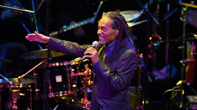Bobby McFerrin will sing at the Burlington Discover Jazz Festival on May 31.