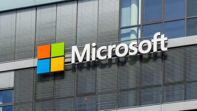 """Microsoft has approval to build two of five buildings in a """"technology center"""" in Goodyear, Ariz."""