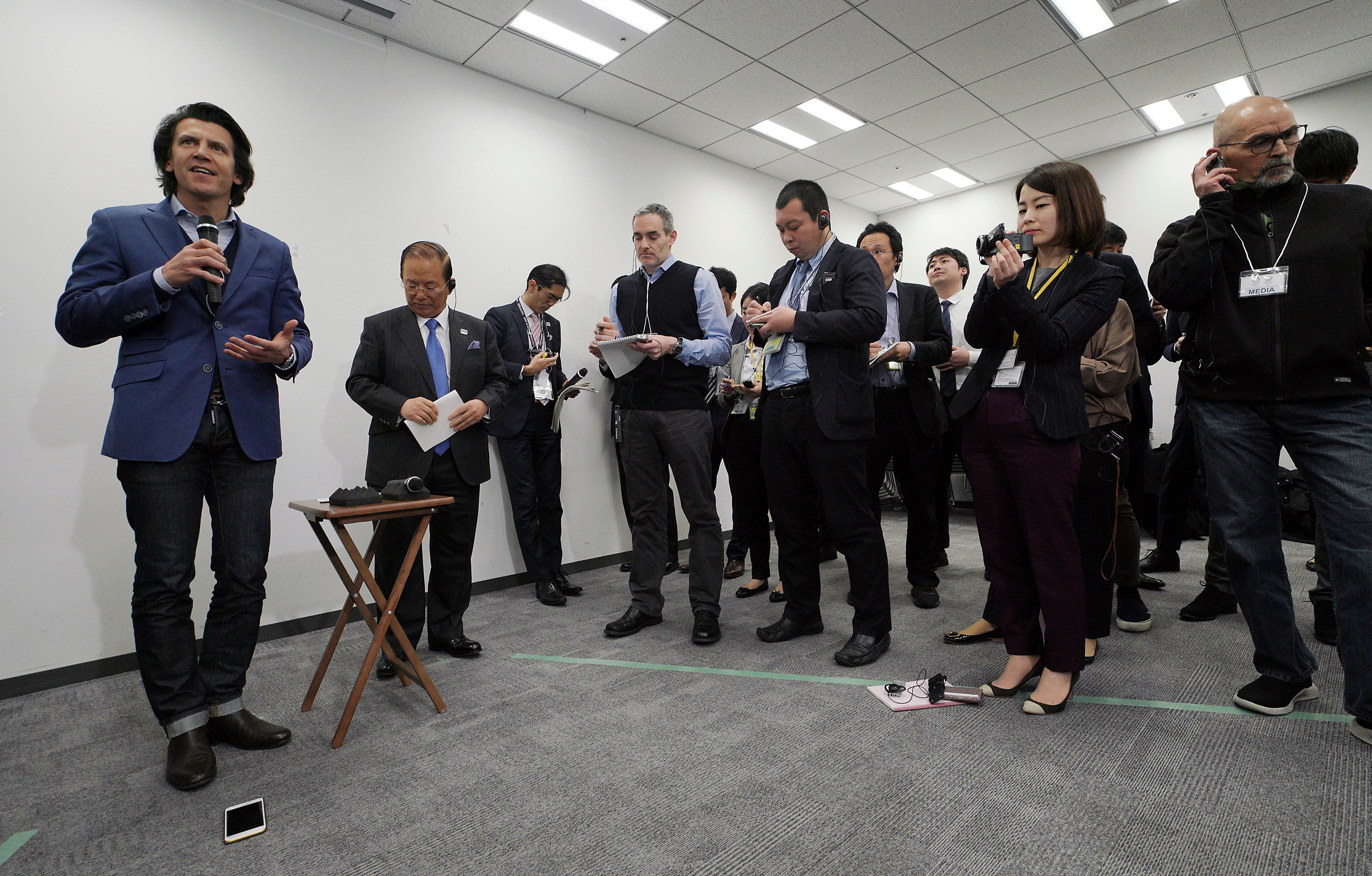 Tokyo Olympic CEO says no need for Takeda to resign