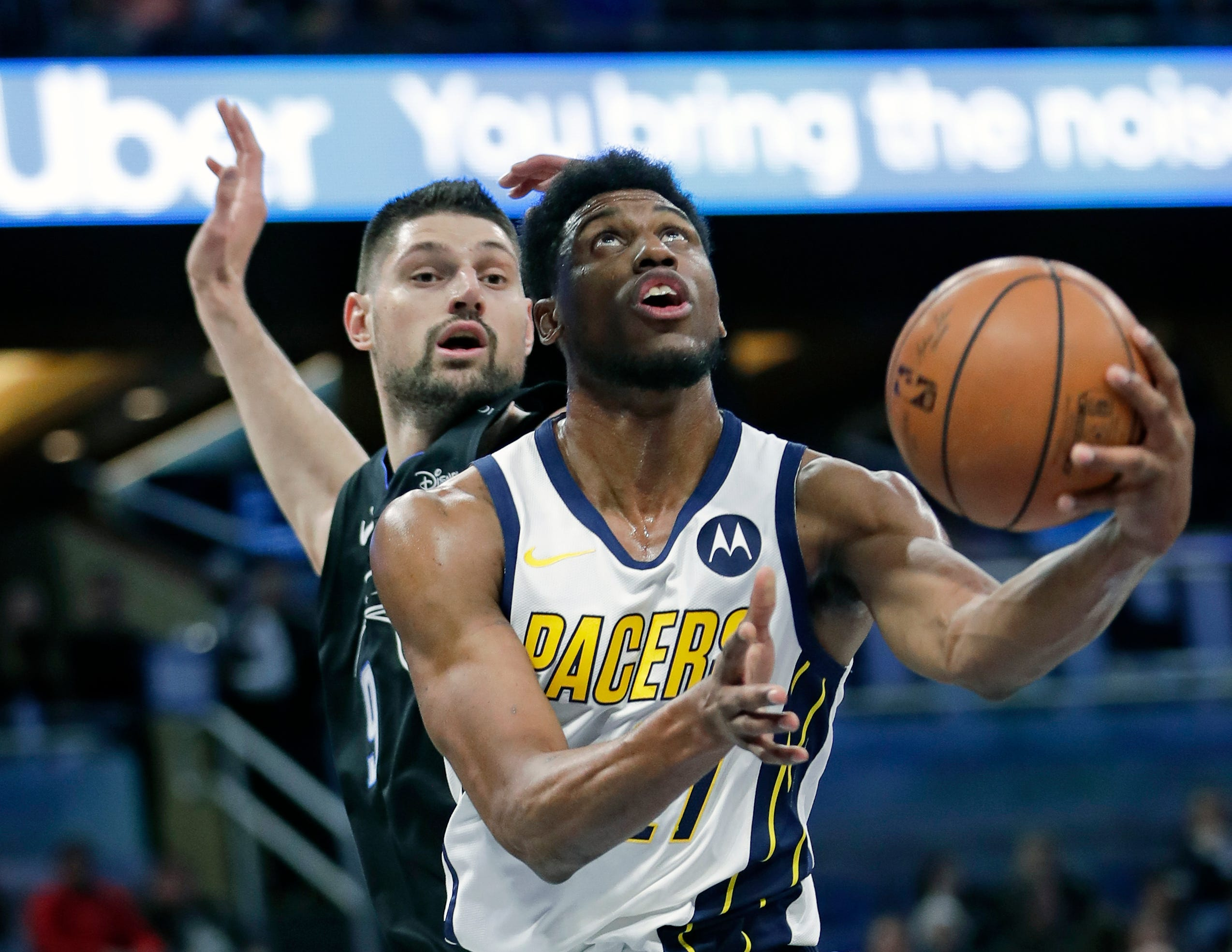 Ross scores 30 as Magic hand Pacers 4th straight loss