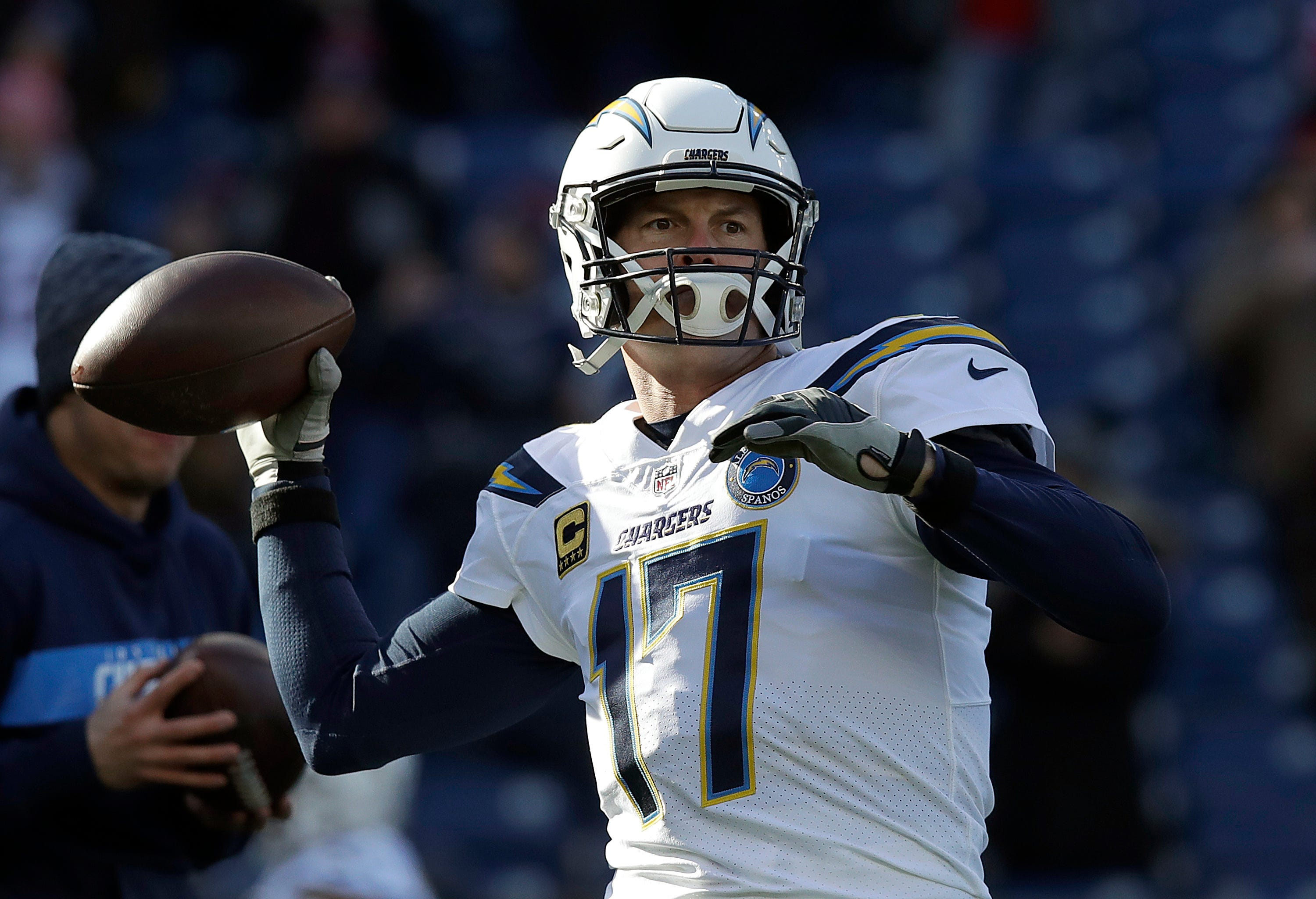 Emotional Philip Rivers thanks San Diego for its support