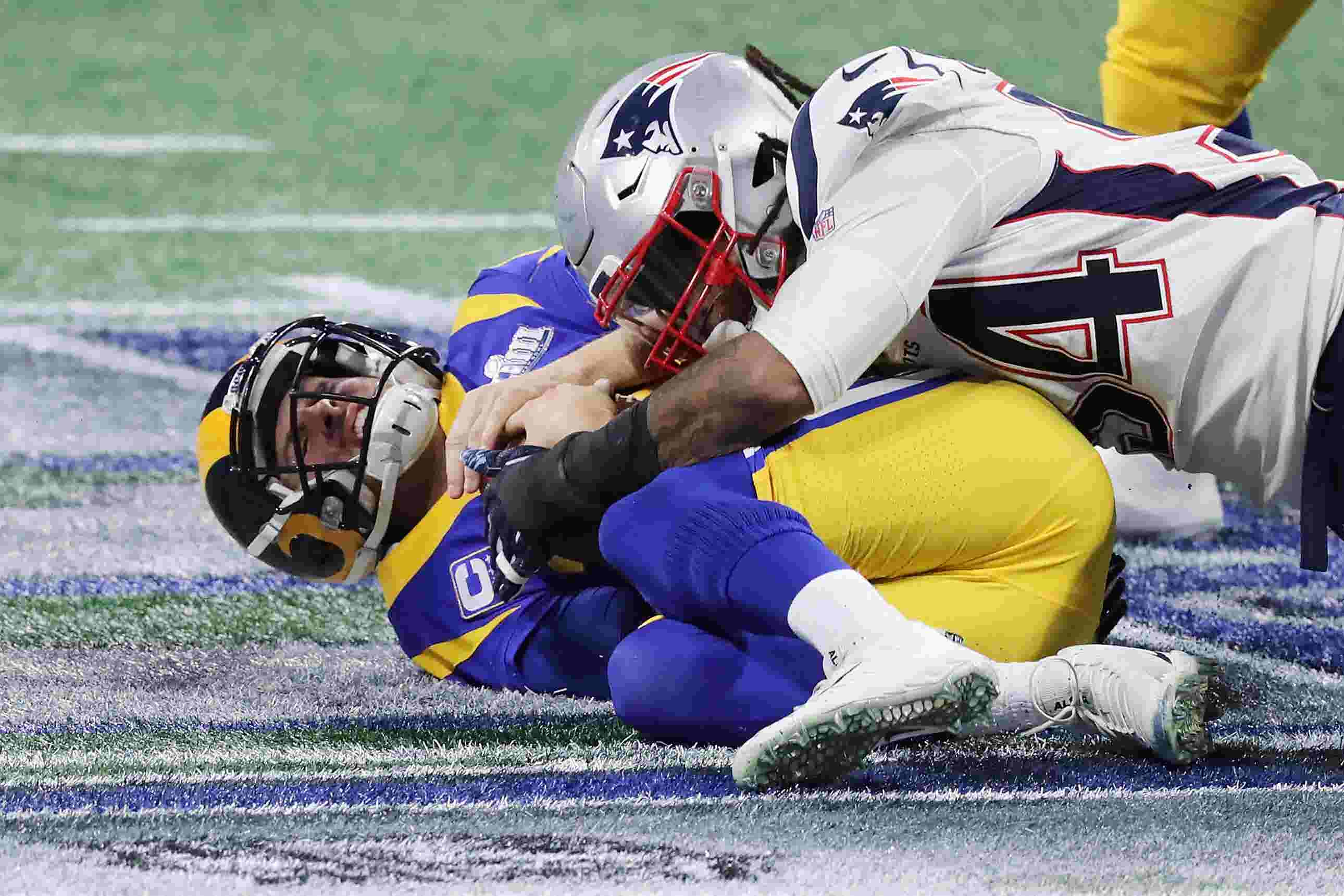 Super Bowl 2019  Three plays that tilted game for Patriots in win over Rams 9cddfb1ce