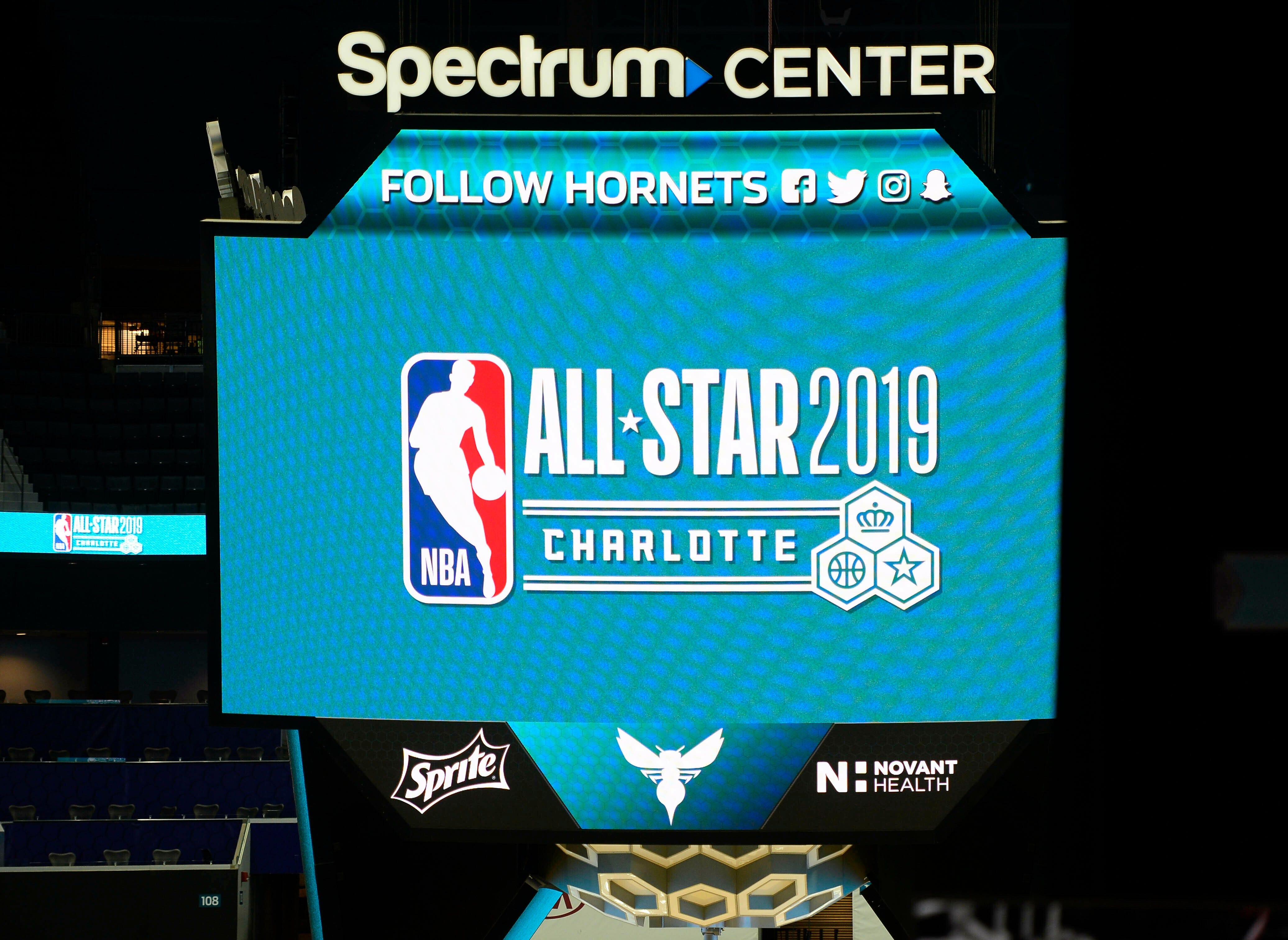 e0e41d2301d NBA All-Star is back in Charlotte but black eye from bathroom bill remains