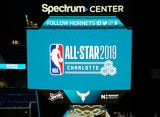 The NBA All-Star game returns to Charlotte after a controversial relocation in 2017 due to North Carolina's bathroom bill.  So the question is, was the time right for the NBA to return?