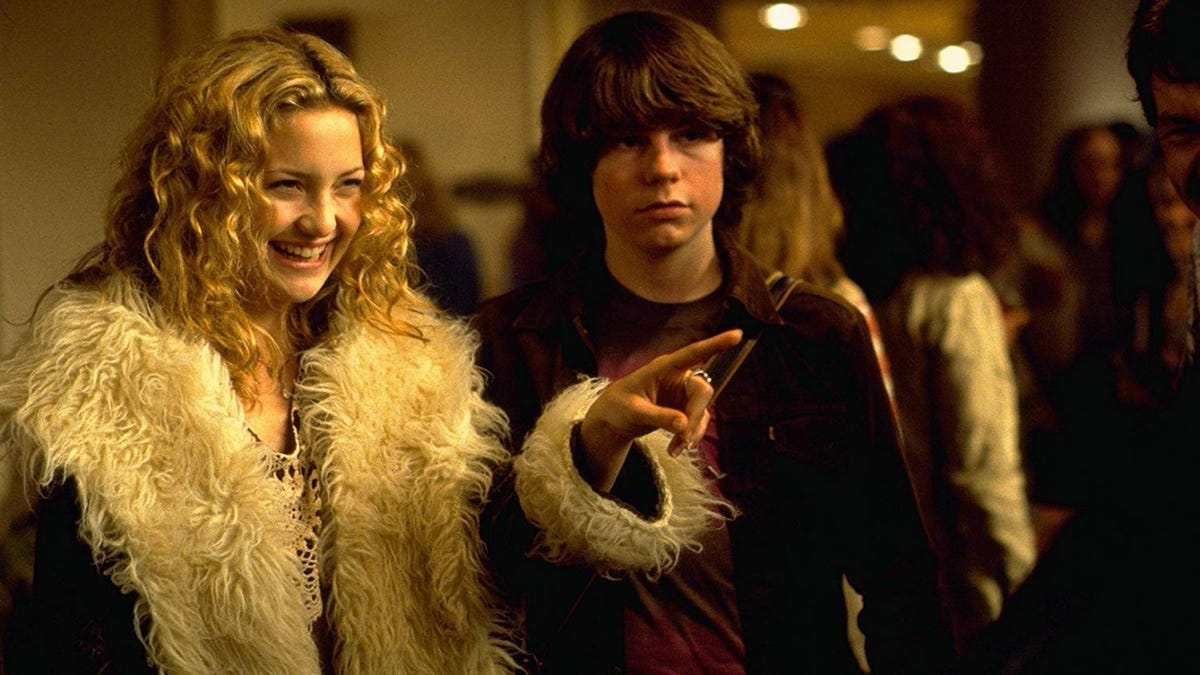 'Almost Famous' 20th anniversary: Where are Billy Crudup, Kate Hudson, Patrick Fugit now?