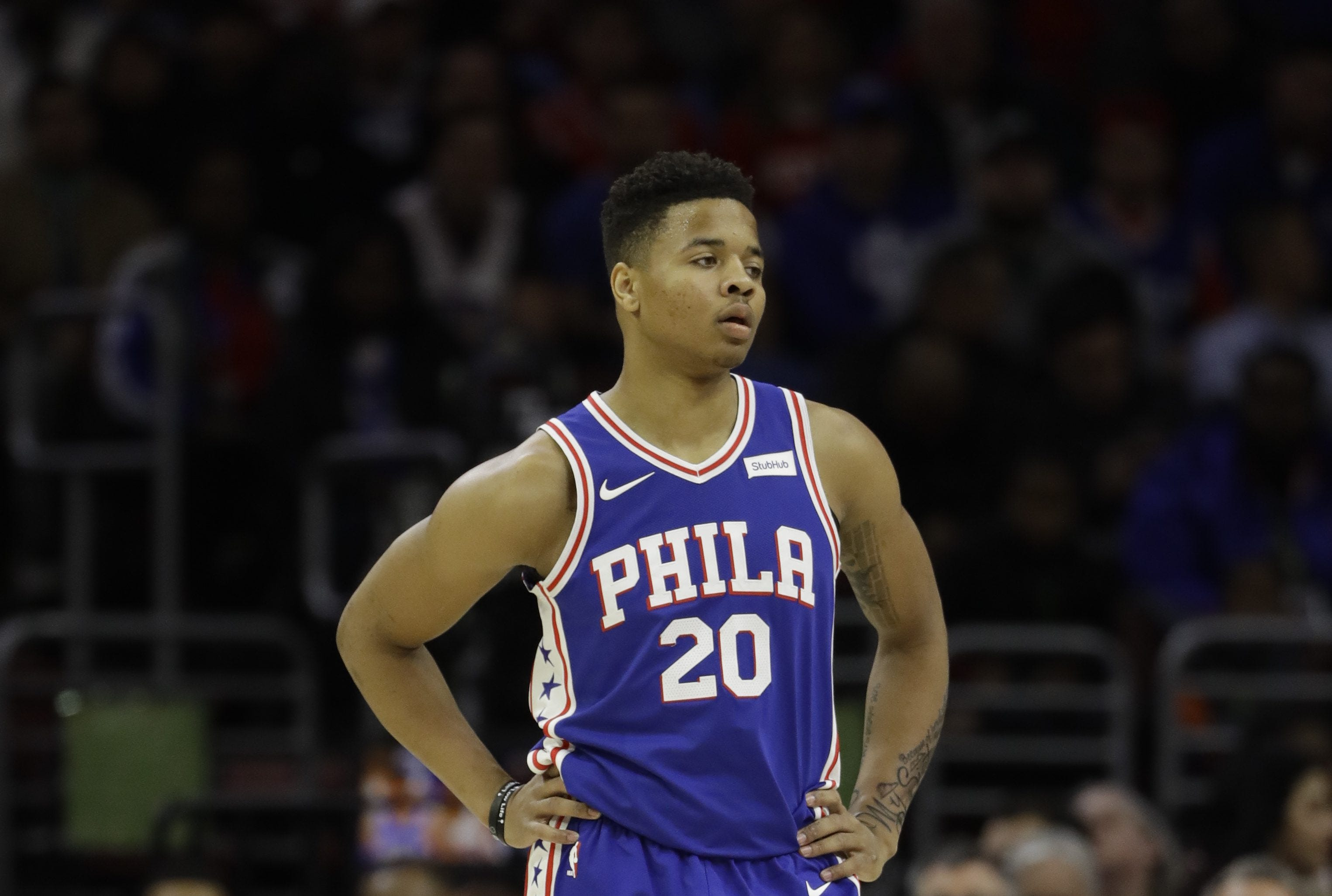 Opinion: Markelle Fultz's fresh start is great, but NBA history tells us it probably won't work