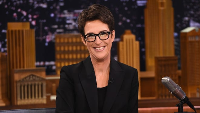 Rachel Maddow revealed on her show that she underwent surgery after being diagnosed with skin cancer.